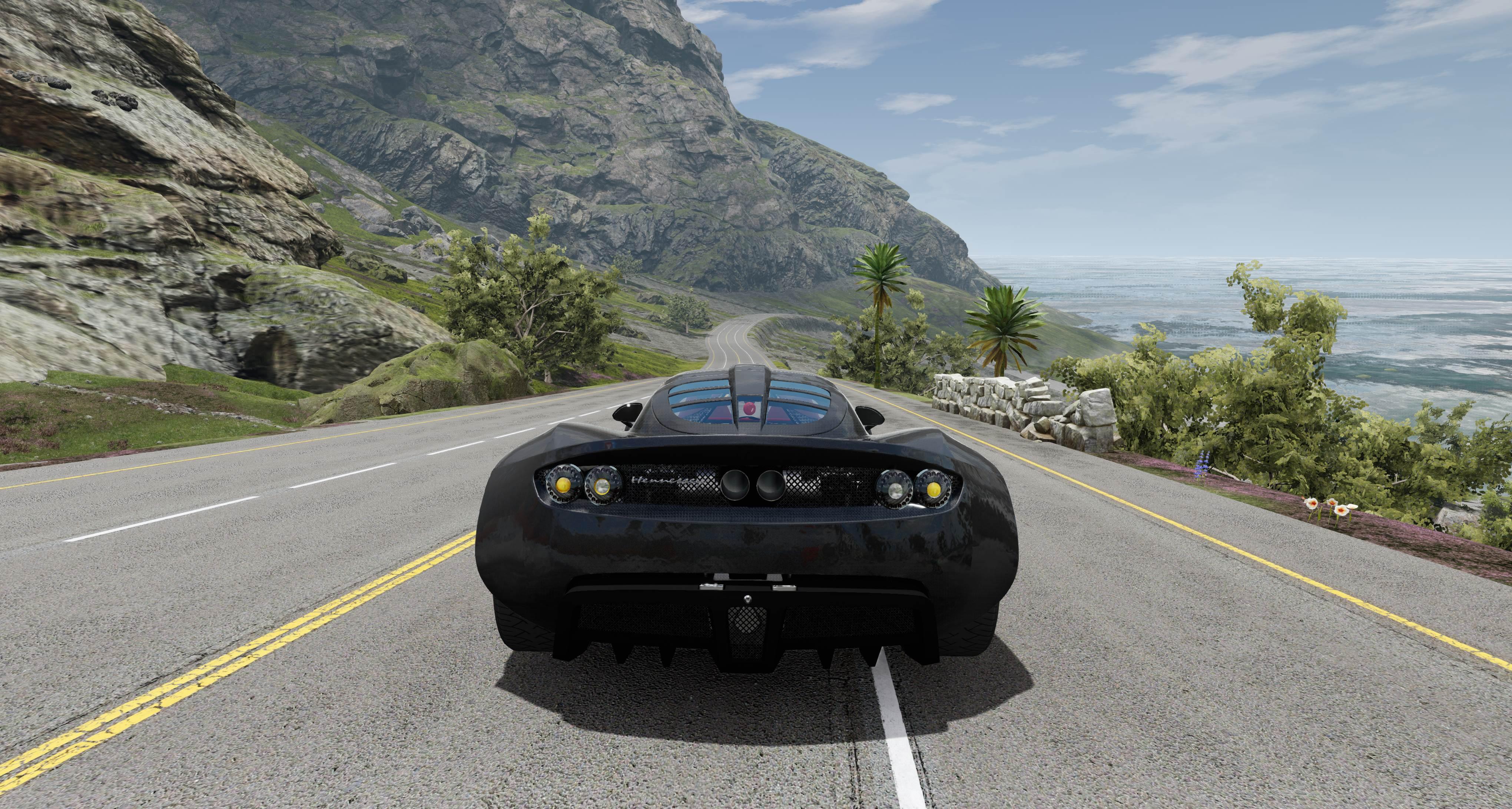 Автомобиль - AQP City 4K