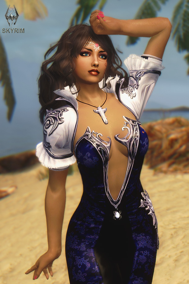 022. Солстейм.jpg - Elder Scrolls 5: Skyrim, the CBBE, Сборка-21