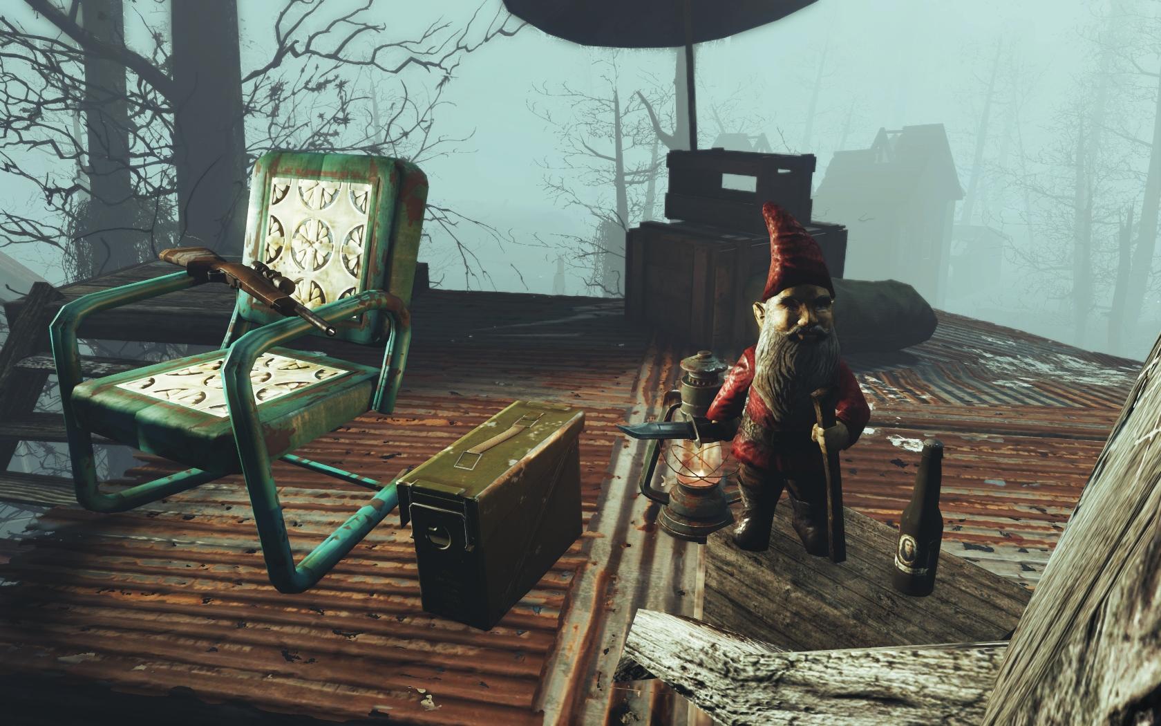 Сколько я зарезал, сколько перерезал (Фар-Харбор, Хэддок-Коув) - Fallout 4 Садовый гном, Хэддок-Коув