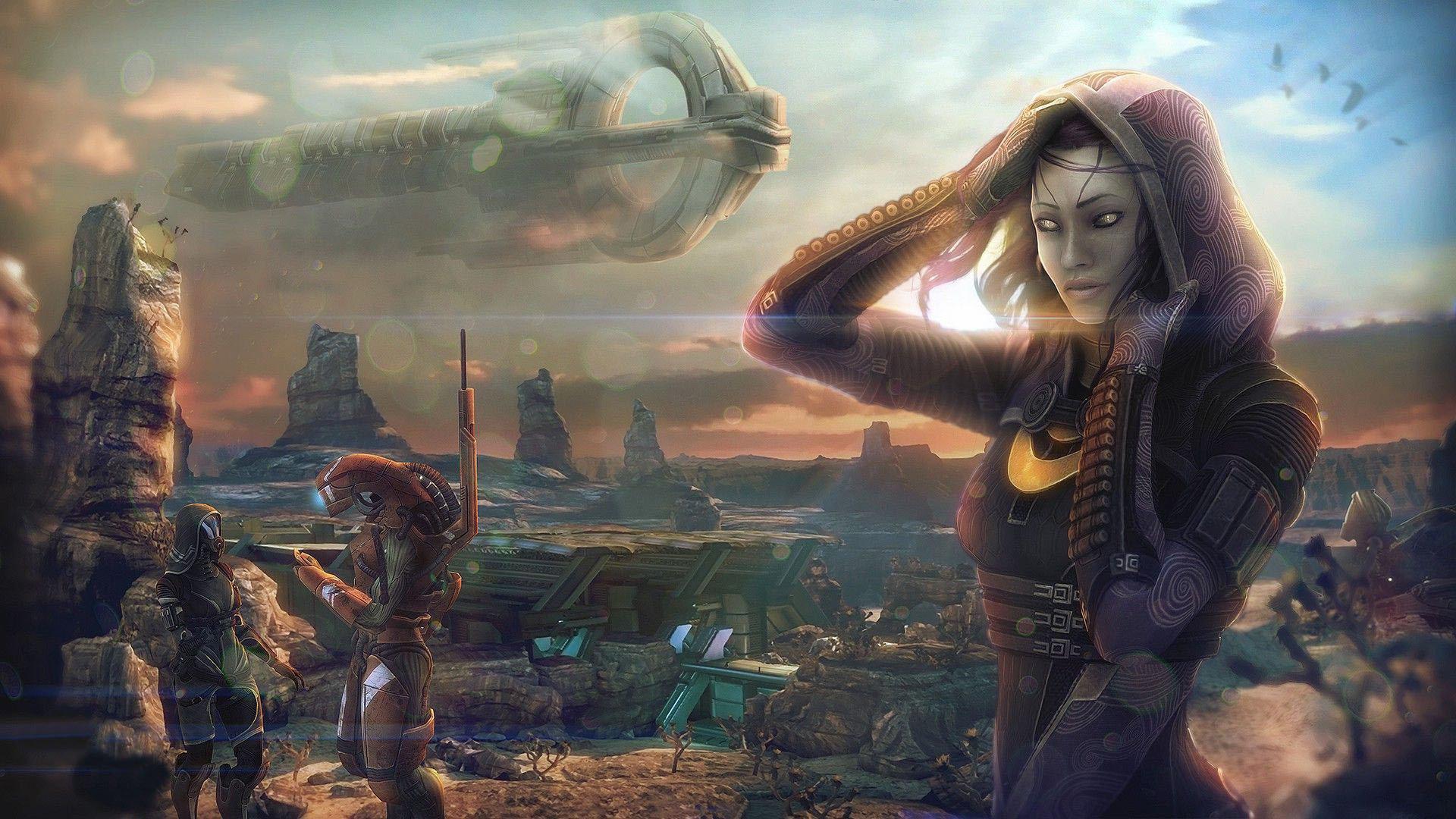 Mass Effect 3 - Mass Effect 3 Арт