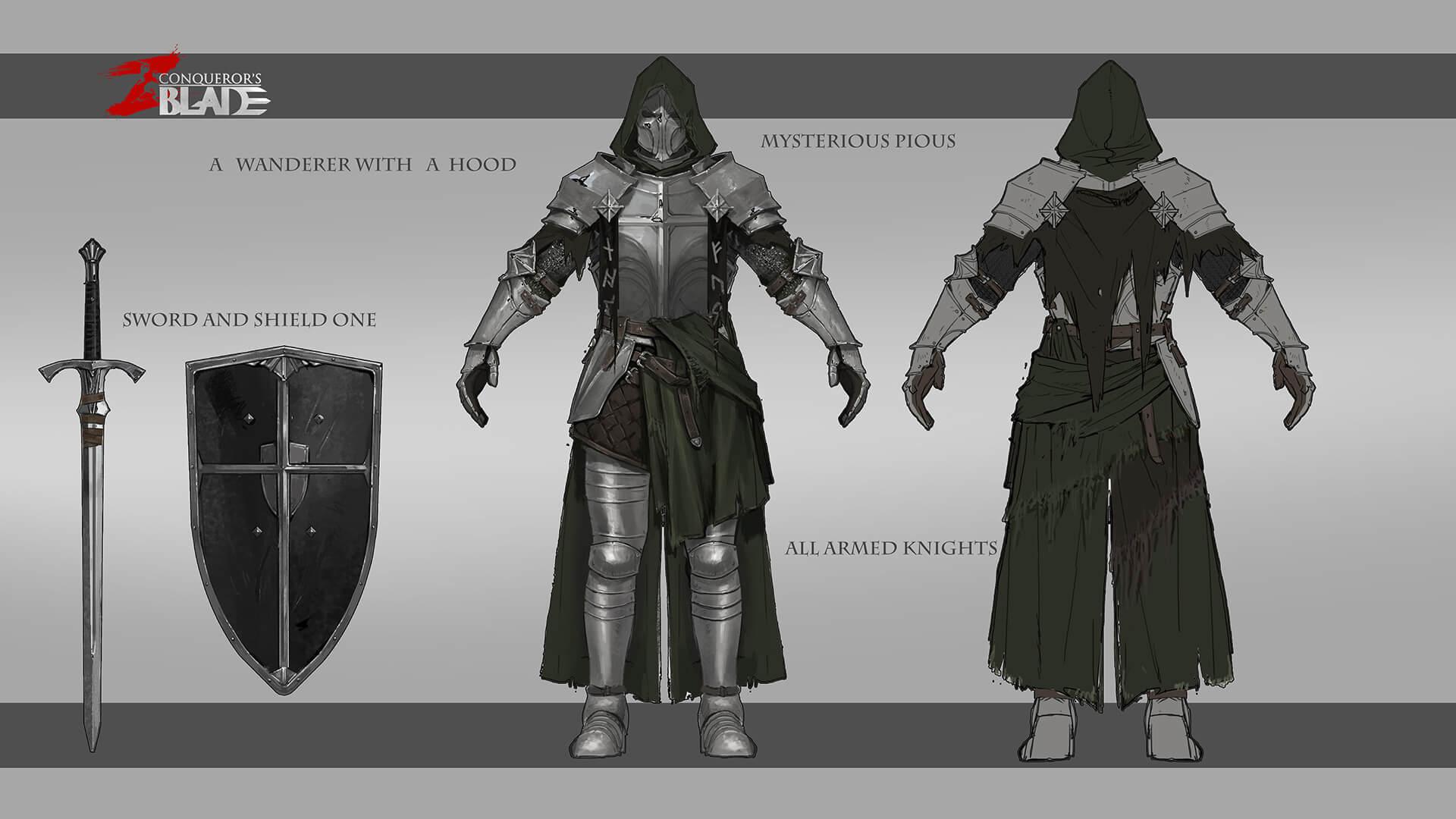 Conqueror's Blade - Conqueror's Blade Арт