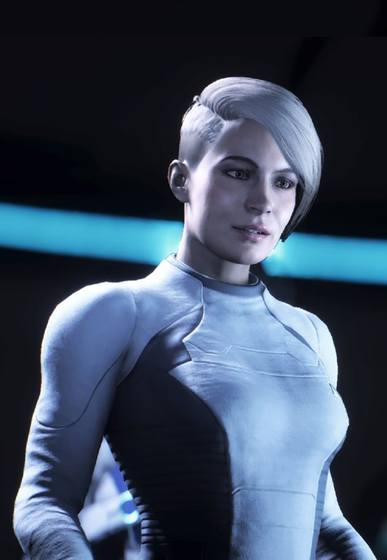 Корка - Mass Effect: Andromeda