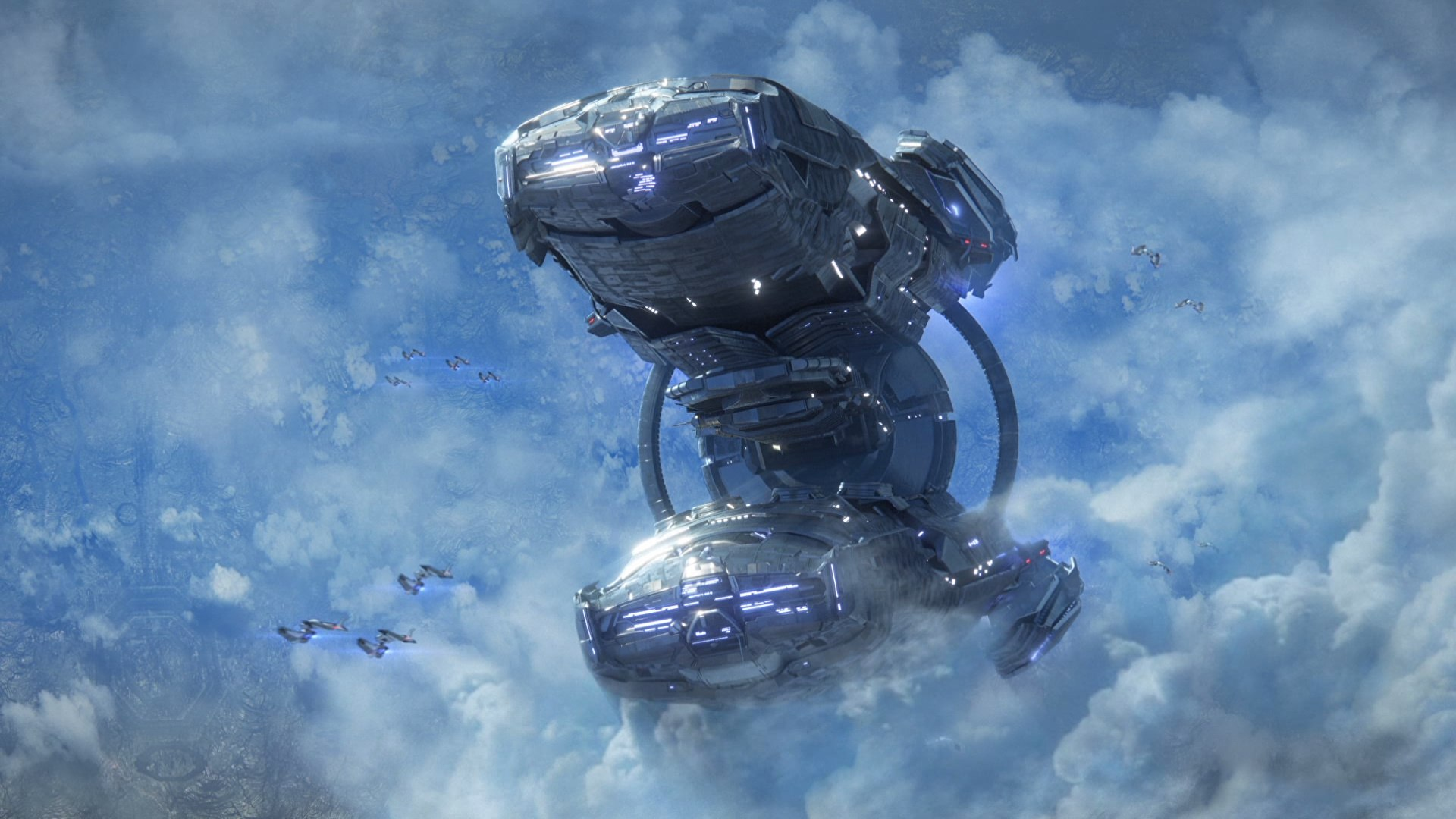 Ыыыы, ковчег - Mass Effect: Andromeda
