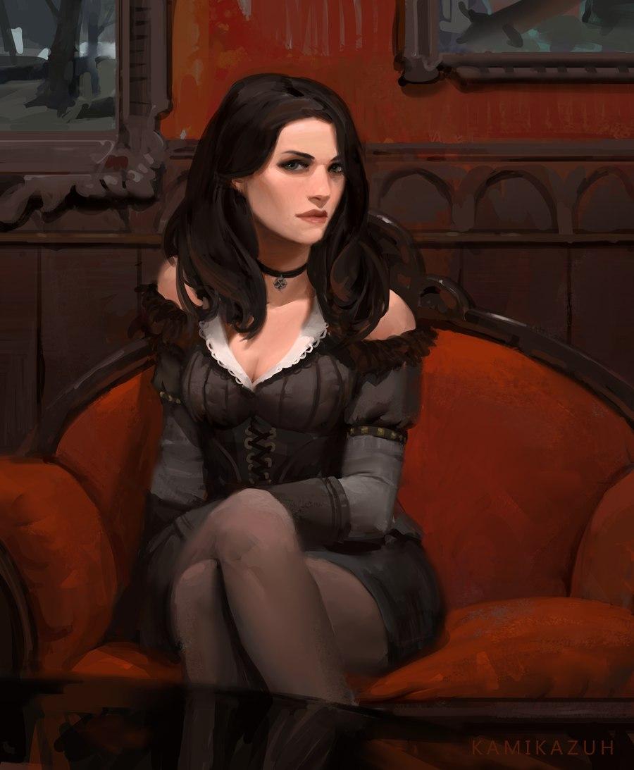 Подборка классных картинок и косплэя - Witcher 3: Wild Hunt, the Косплей