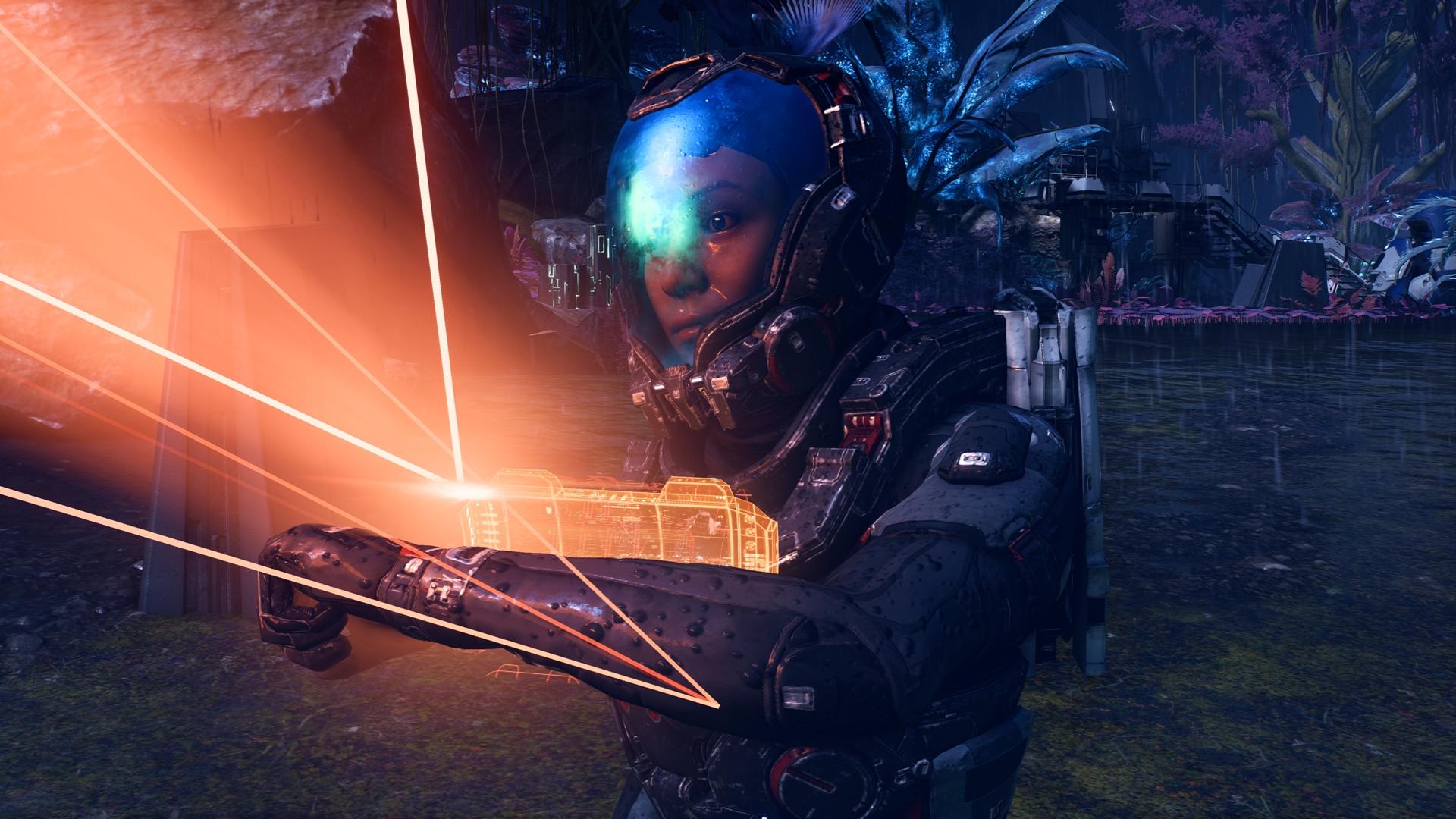 Mass Effect: Andromeda скриншот с пк NVIDIA Ansel - Mass Effect: Andromeda