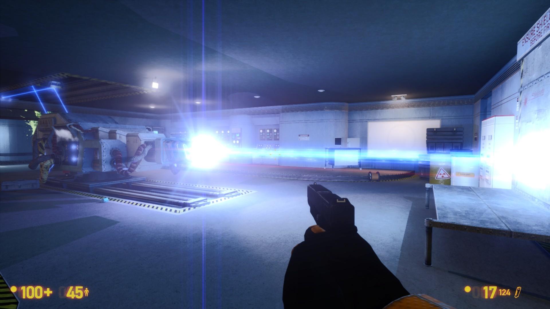 BM:Геймплей - Black Mesa Гордон фримен, Черная меза