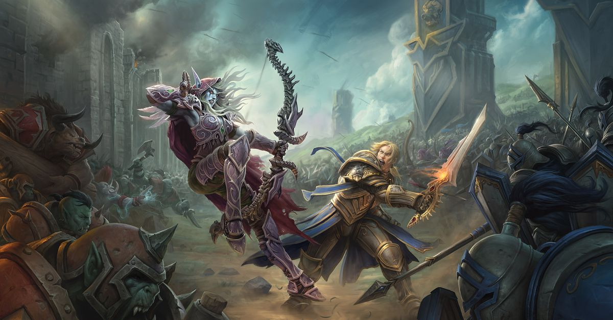 Warcraft 3 - Warcraft 3: Reign of Chaos Арт