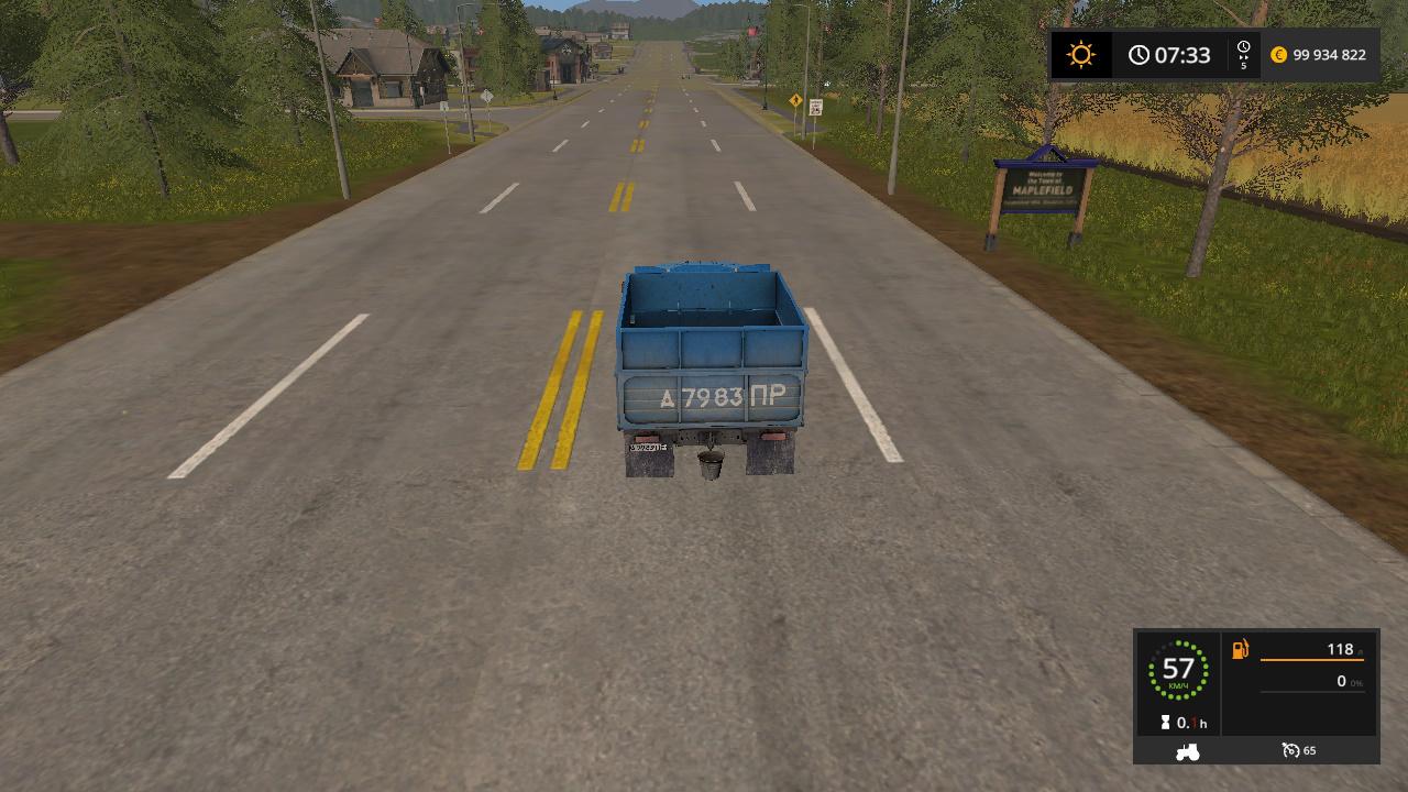 грузовик - Farming Simulator 17 Моды, Транспорт