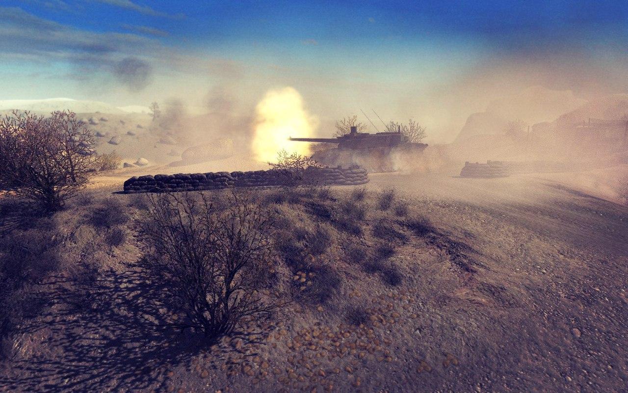 Cold War Art - Men of War: Assault Squad 2 арт, Мод