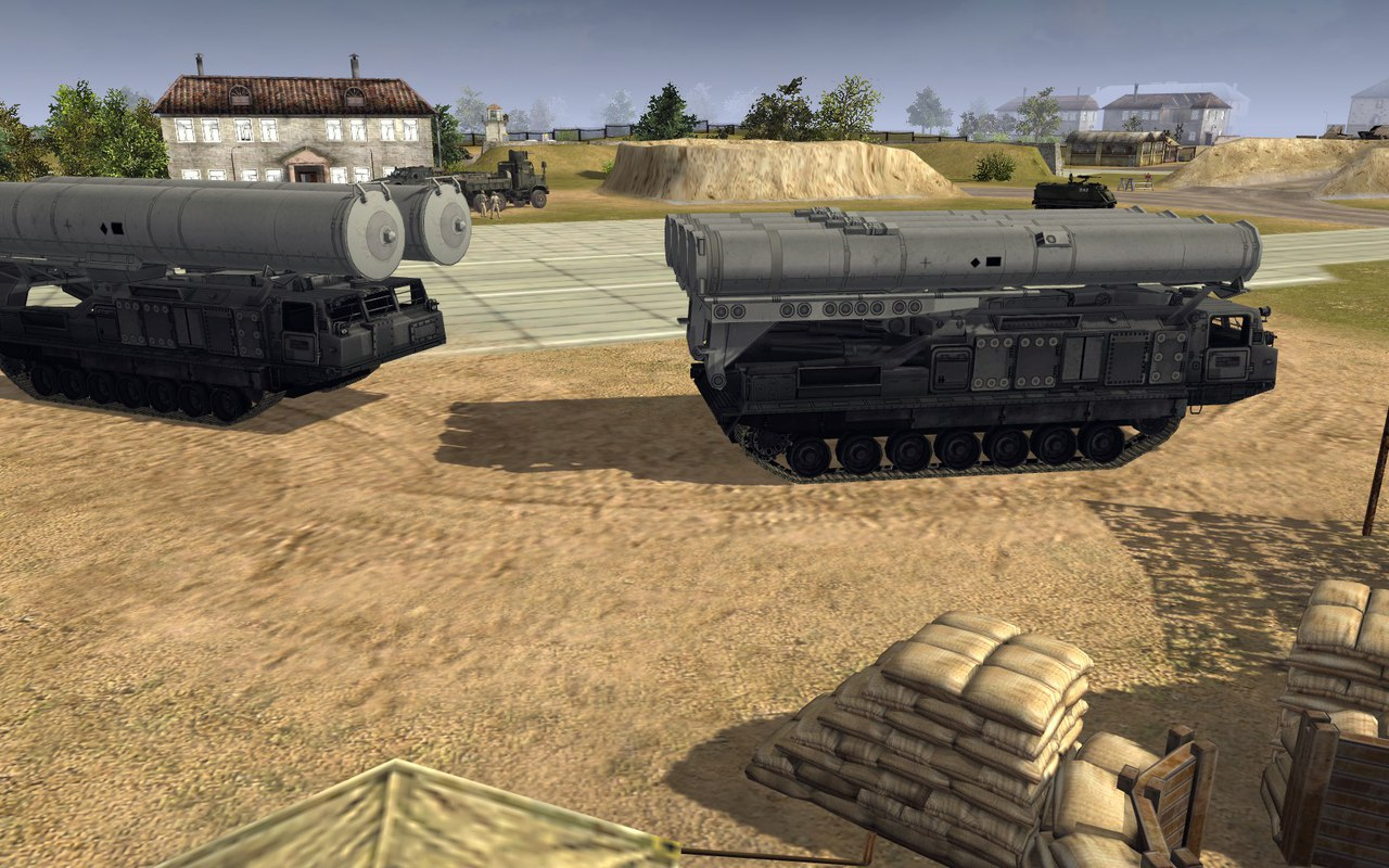 Cold War Art - Men of War: Assault Squad 2 арт, Мод
