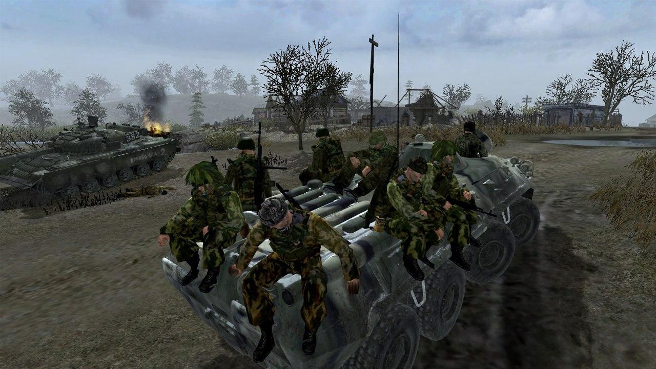 Cold War Art - Men of War: Assault Squad 2 Арт, Моды