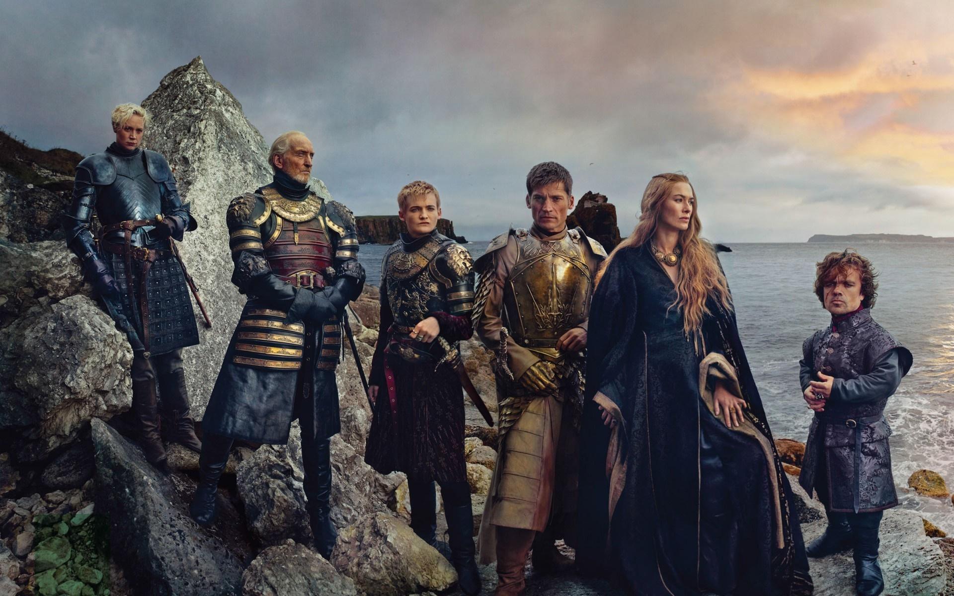 Разные арты - Game of Thrones