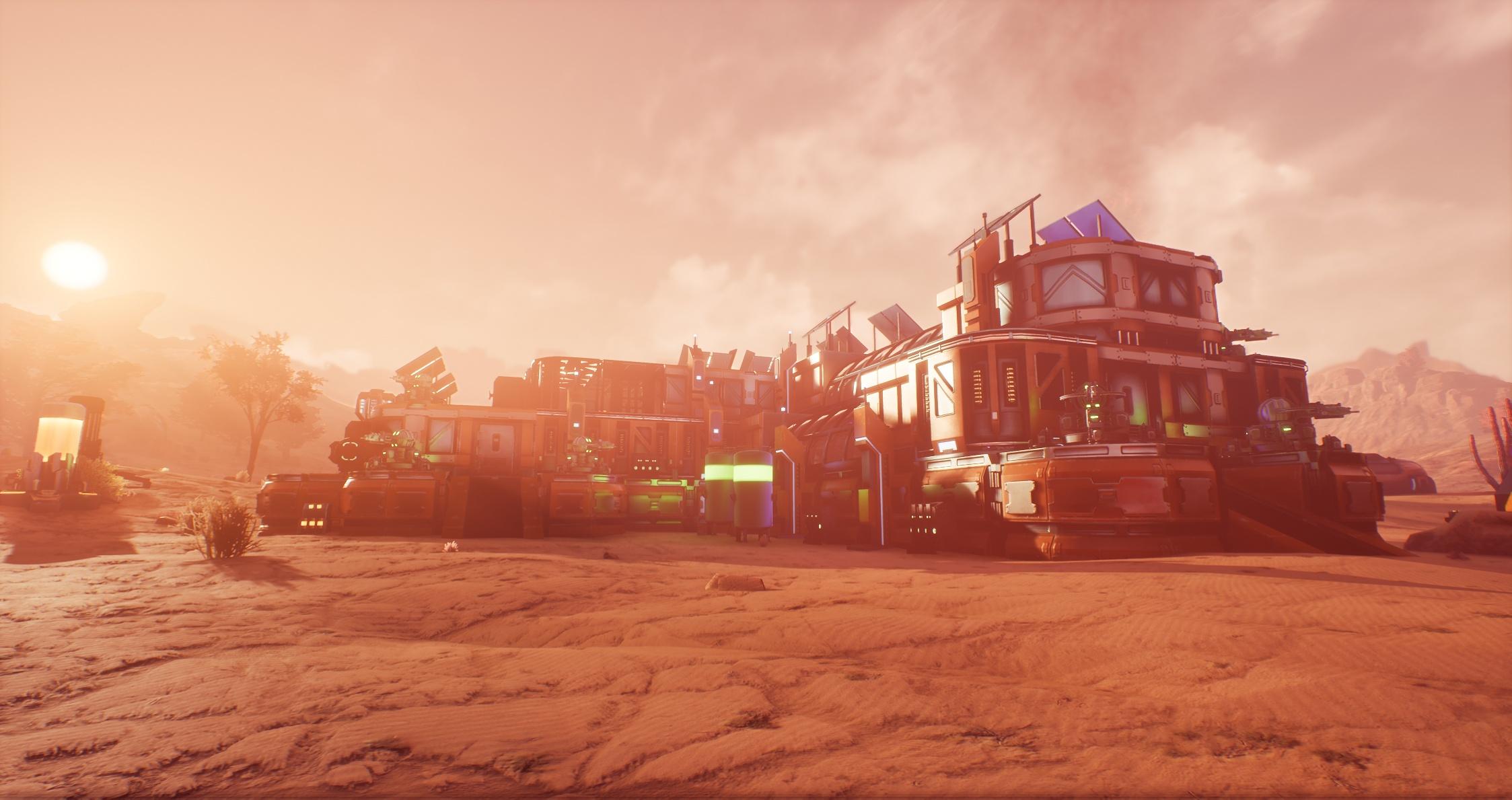 Outpost Zero - Outpost Zero Арт