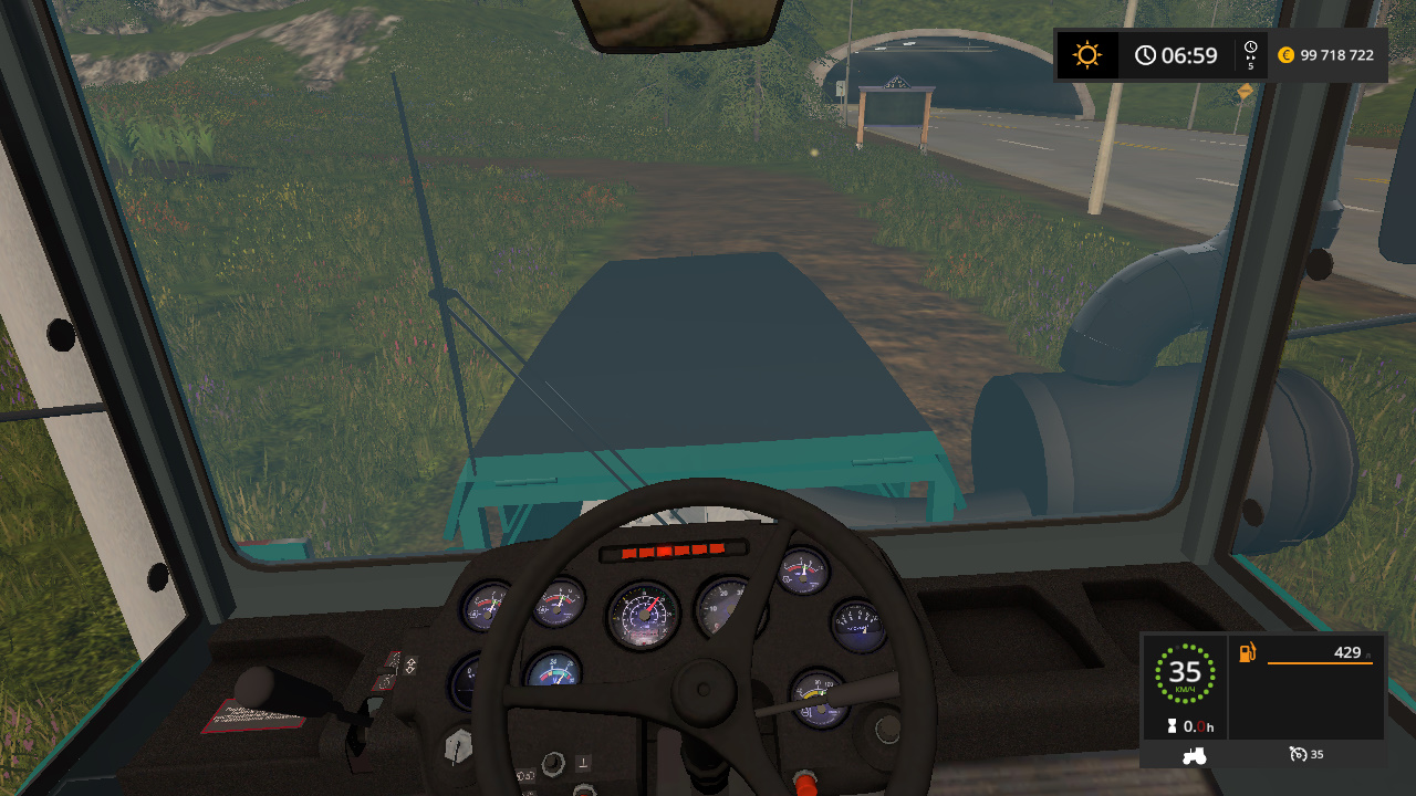 Трактор - Farming Simulator 17 Моды, Транспорт