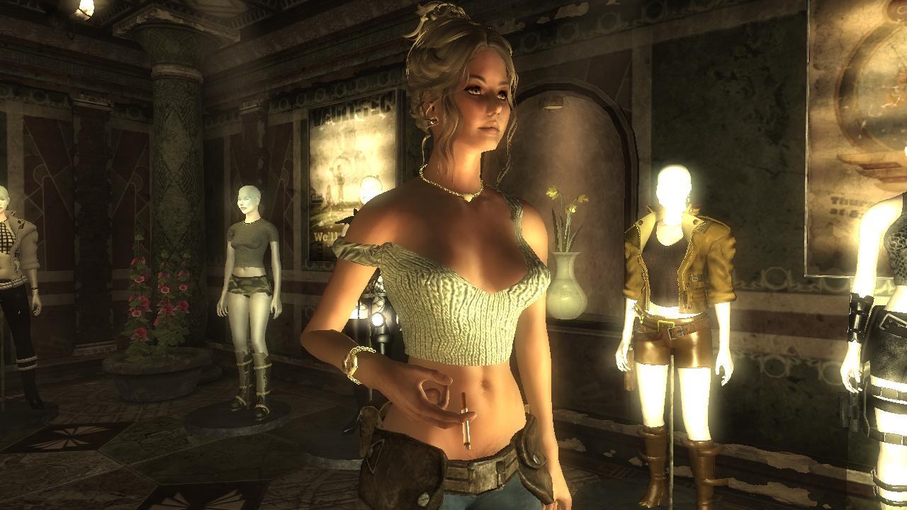Новый образ. - Fallout 3