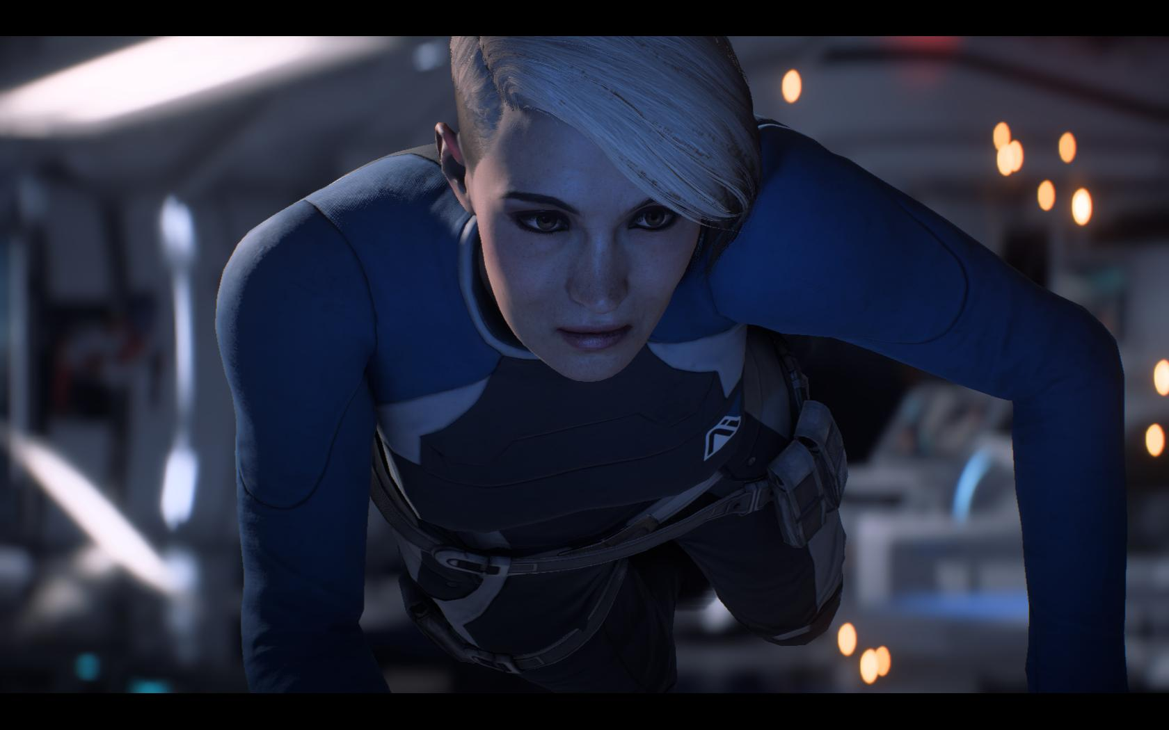 Скрины Mass Effect: Andromeda - Mass Effect: Andromeda