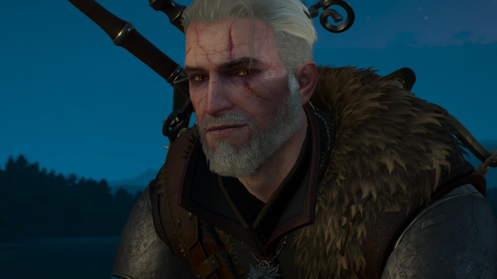 Посидим еще немного... - Witcher 3: Wild Hunt, the