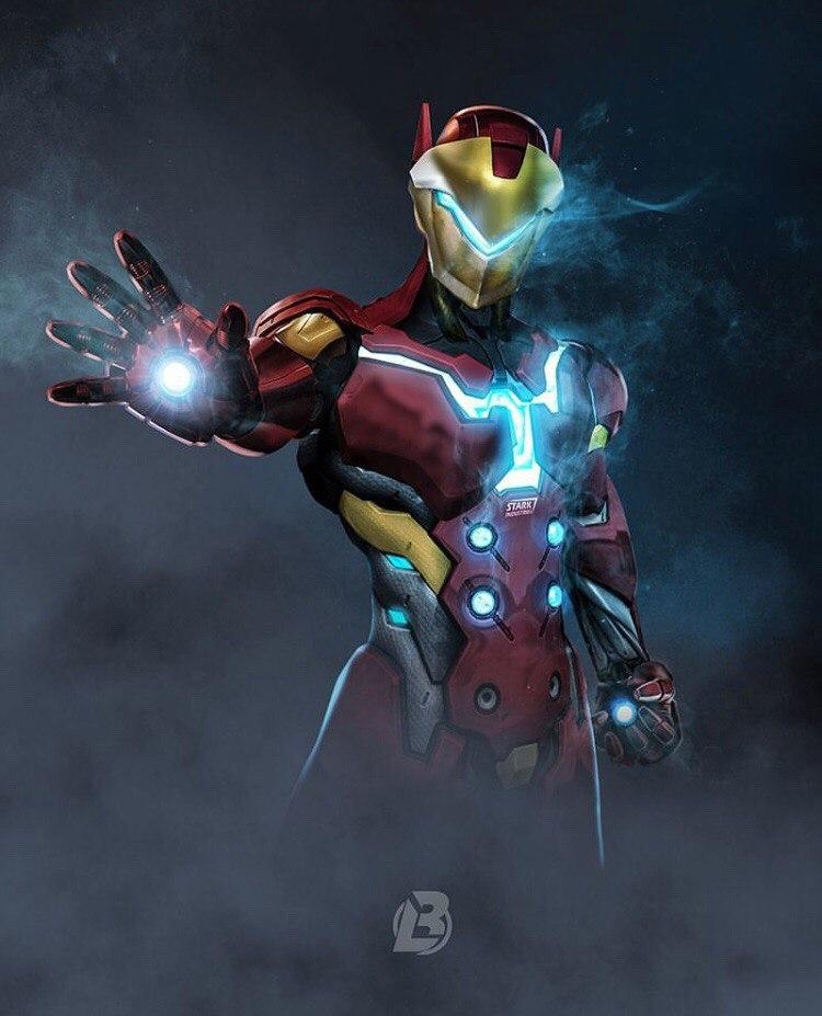 Zeroman - Overwatch Персонаж