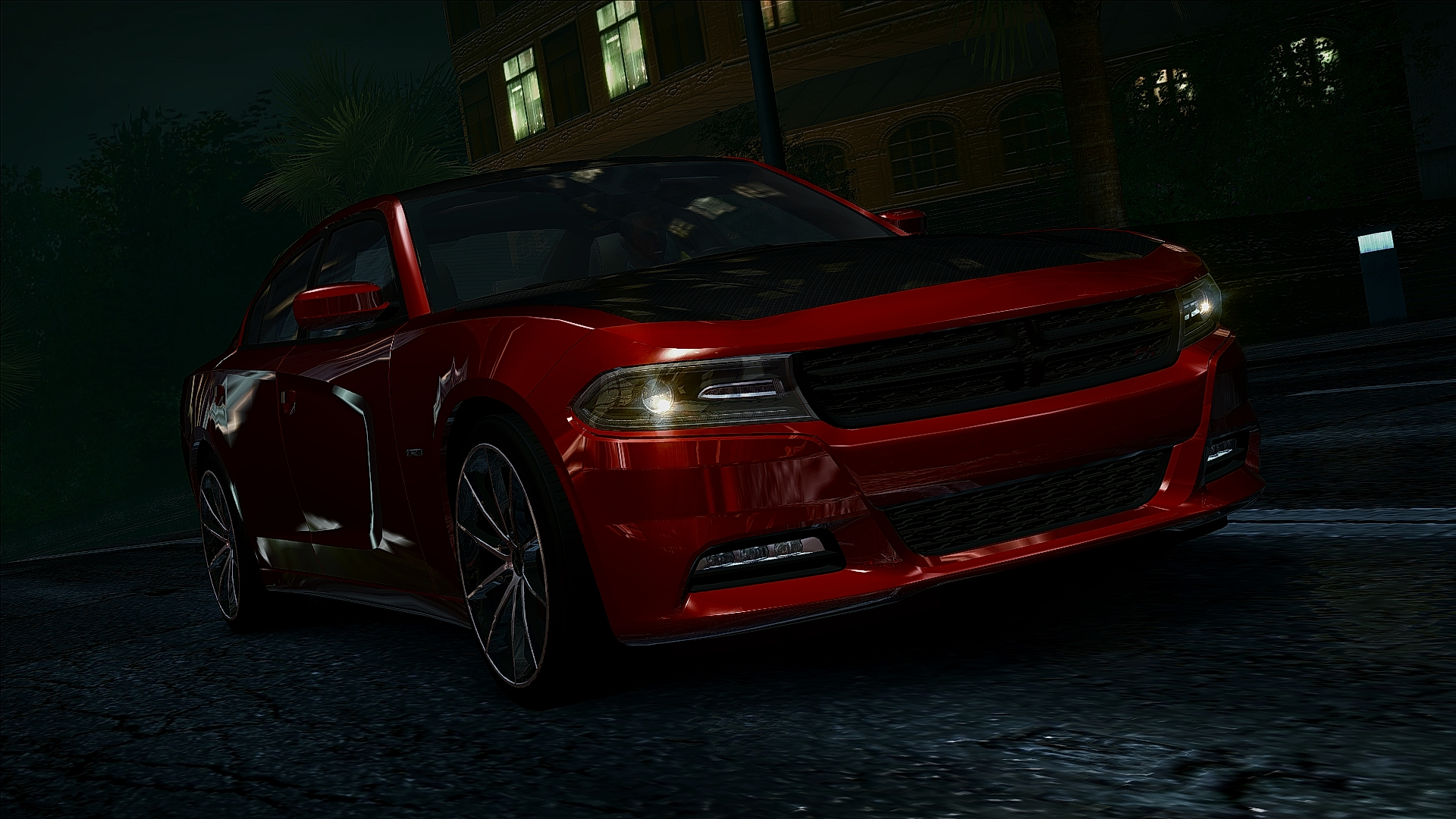"""Мод Dodge Charger R/T """"Fast 7"""" 2015 - Need for Speed: Carbon"""