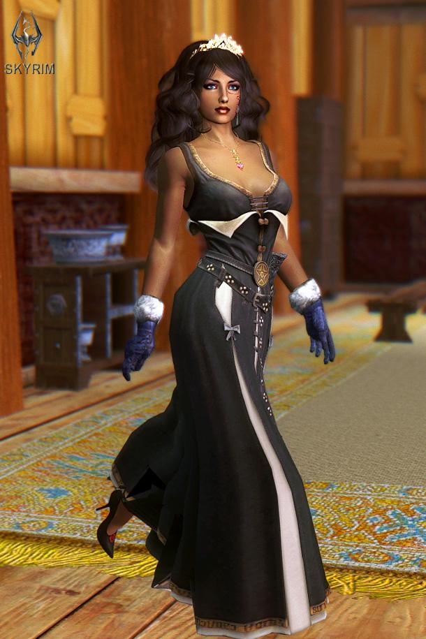 054. Драконий Предел.jpg - Elder Scrolls 5: Skyrim, the CBBE, Сборка-21