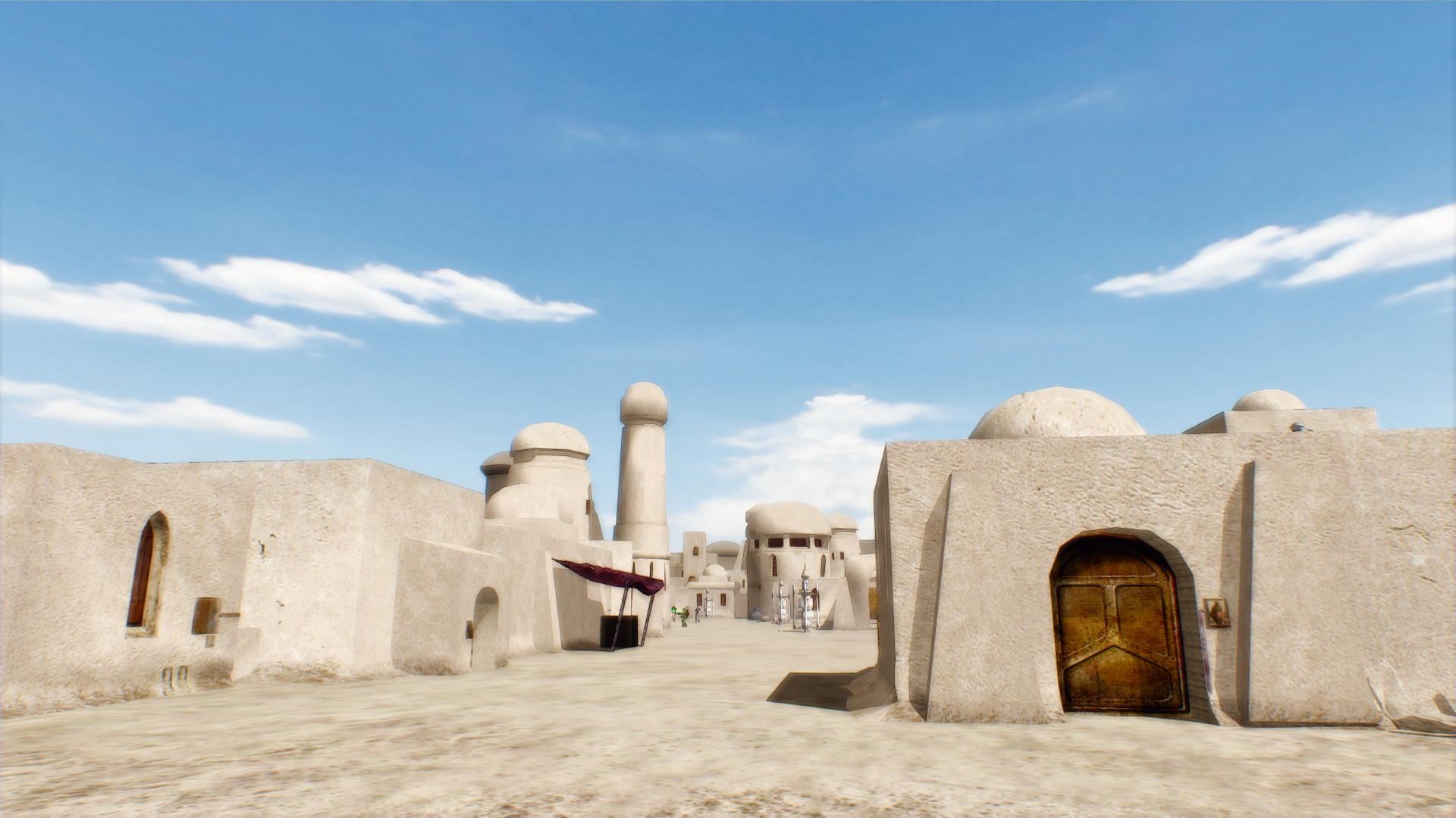 Star Wars: Battlefront 2 - Realistic Maps Mod - Star Wars: Battlefront 2 Мод
