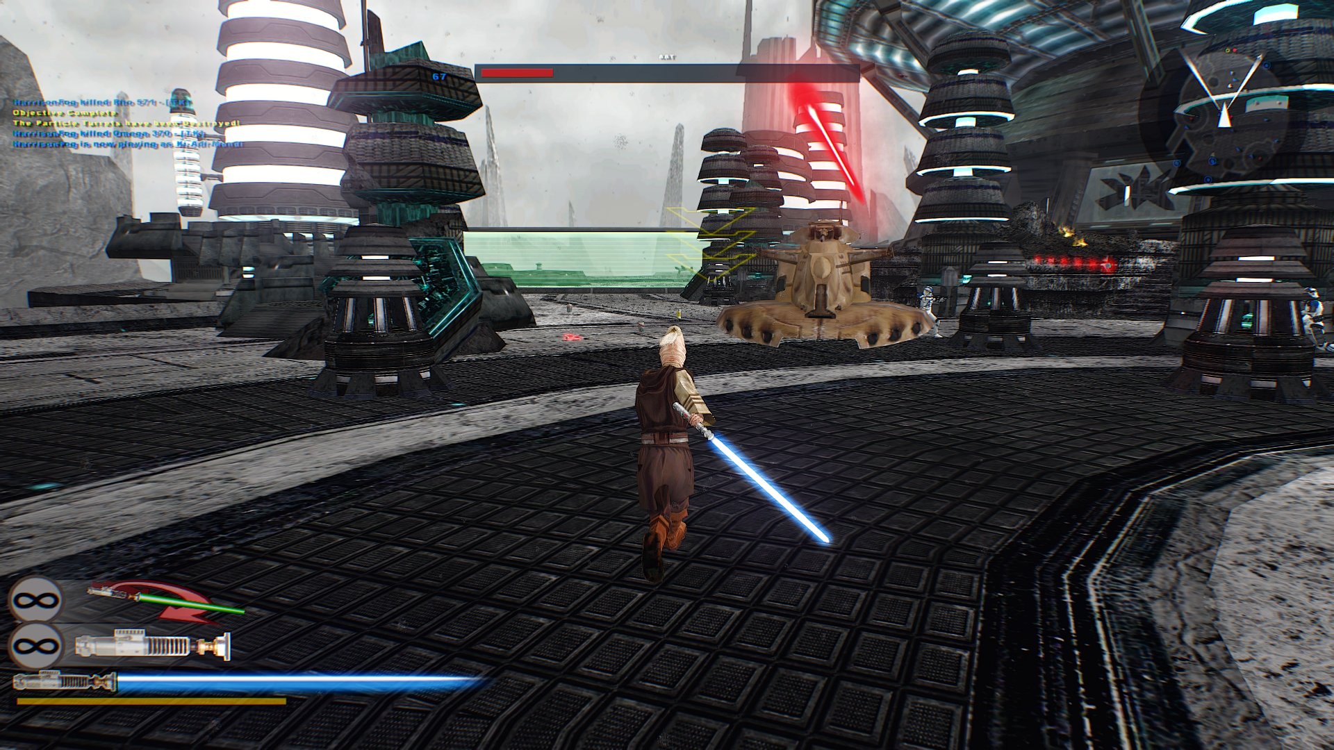 Star Wars: Battlefront 2 - Realistic Maps Mod - Star Wars: Battlefront 2 Моды