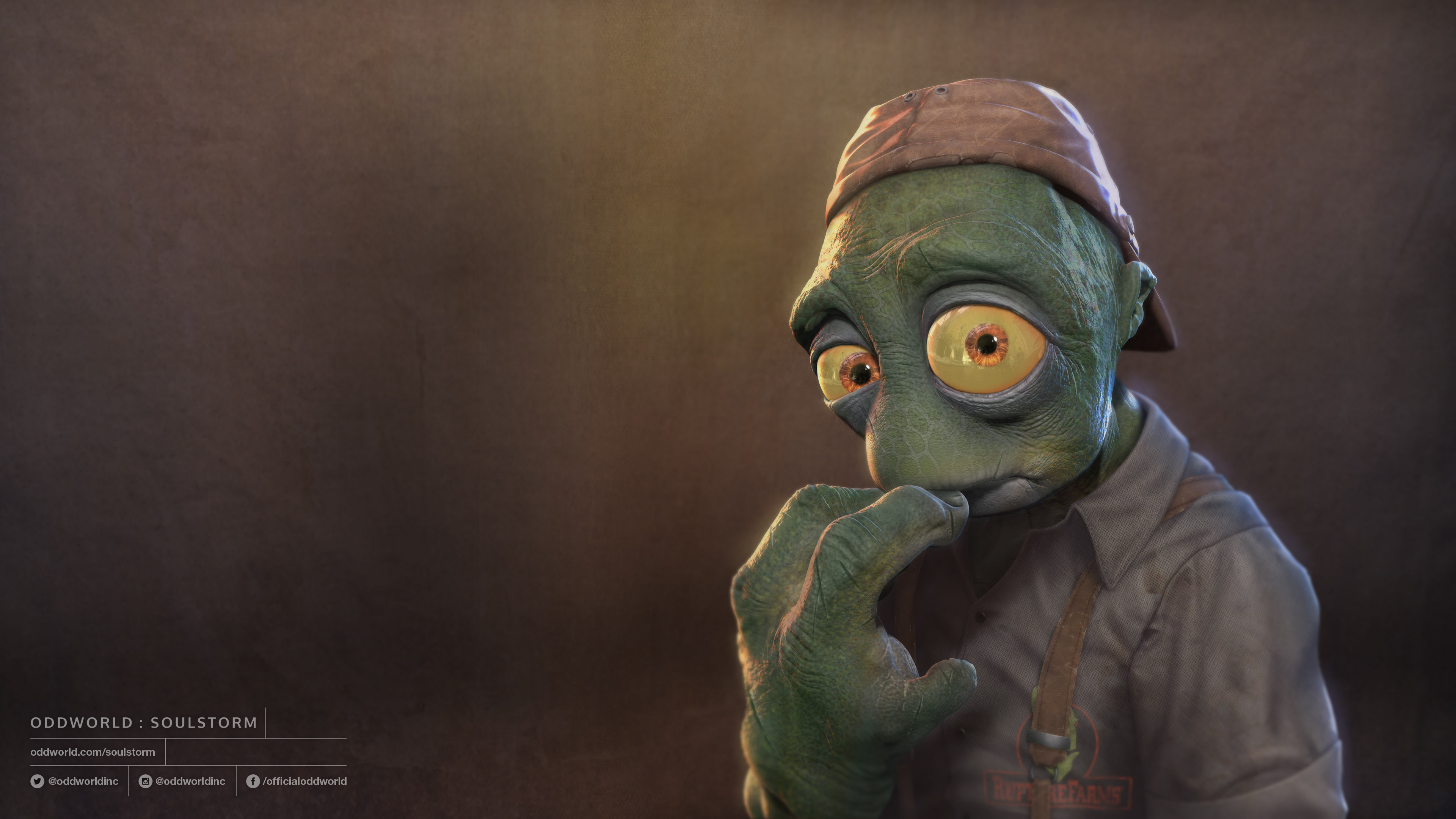 Mudokon: Toby - Oddworld: Soulstorm 4K