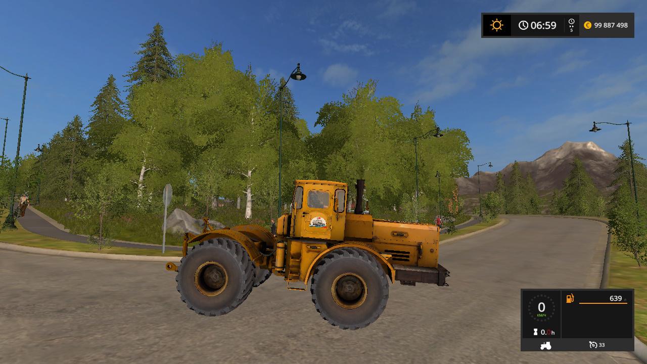 сельхозтехника - Farming Simulator 17 Мод, Транспорт