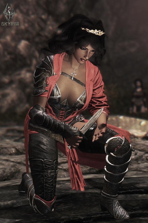 066. Картспайр.jpg - Elder Scrolls 5: Skyrim, the CBBE, Сборка-21
