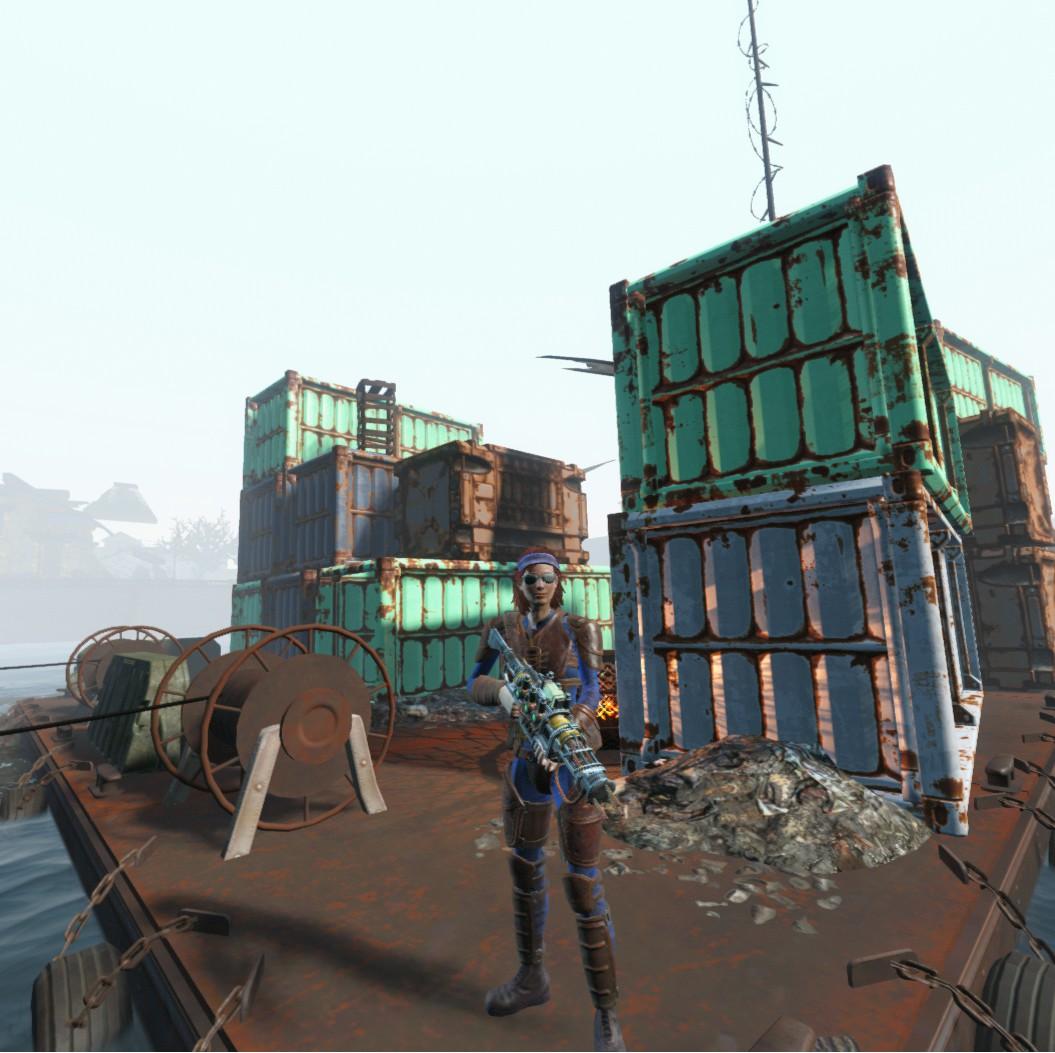 Vive - Fallout 4