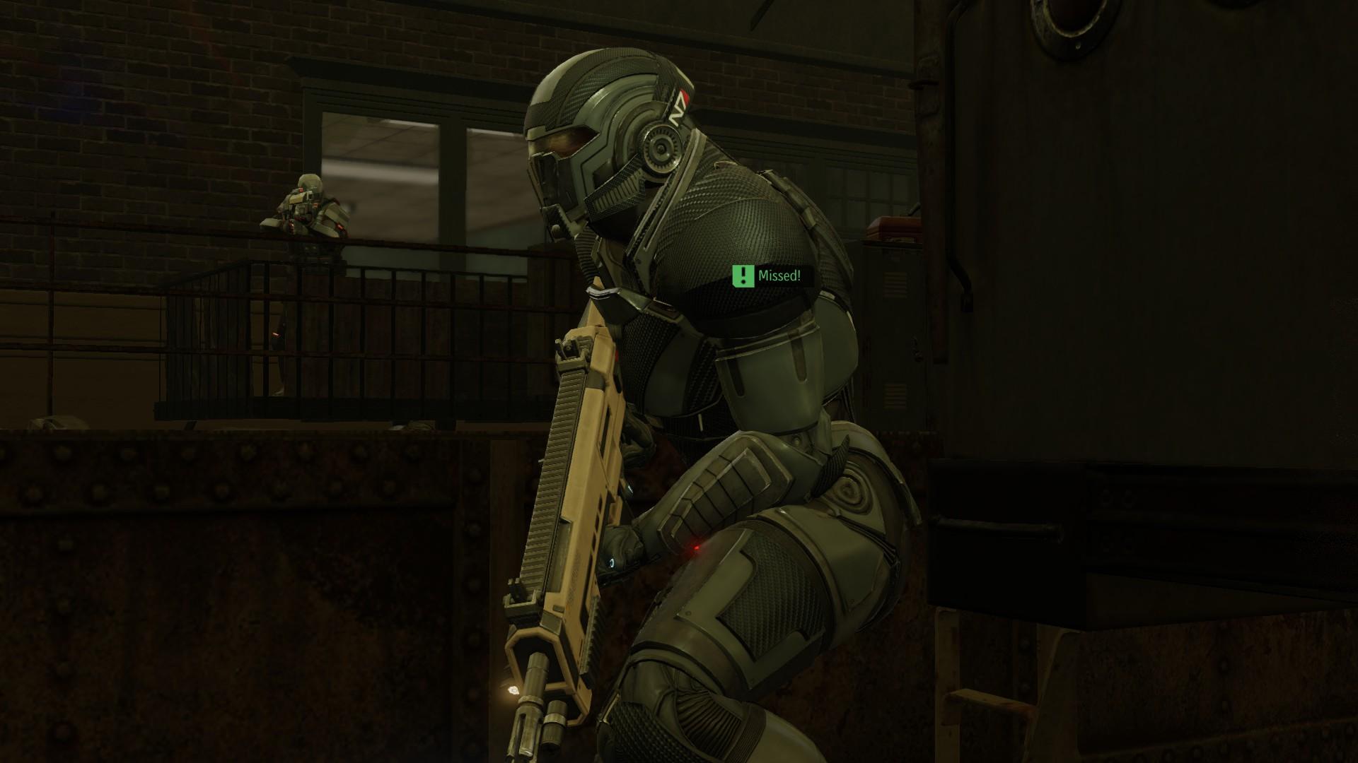 XCOM 2 Andromeda Armor Pack - XCOM 2 Моды