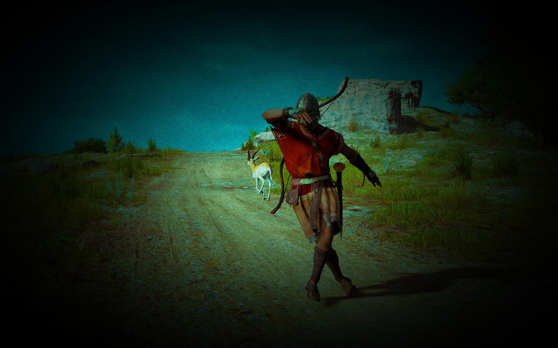 Лебединое озеро в Египте в исполнении Римлянина. х)) - Assassin's Creed: Origins