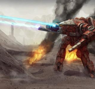 BattleTech Art