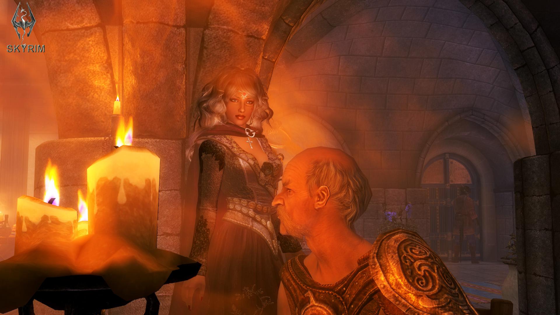 079. В таверне.jpg - Elder Scrolls 5: Skyrim, the CBBE, Сборка-21
