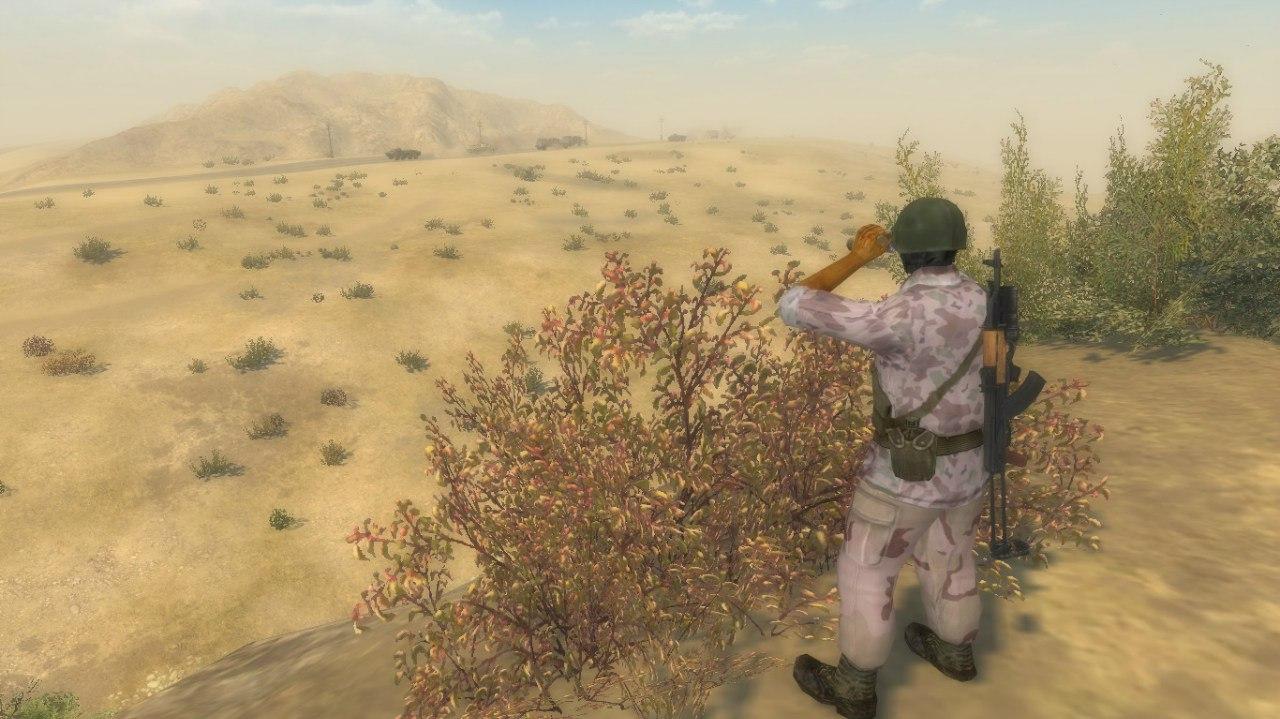 Cold War Art (Сирия) - Men of War: Assault Squad 2 Арт, Моды