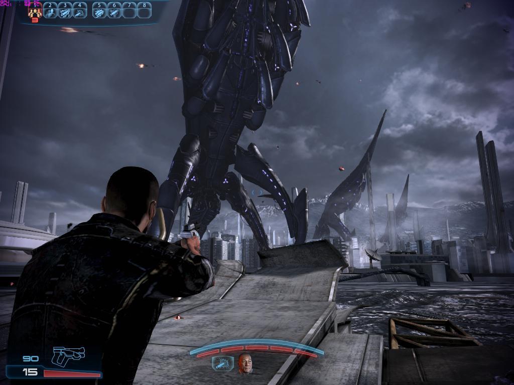 Шедевр №3 - Mass Effect 3