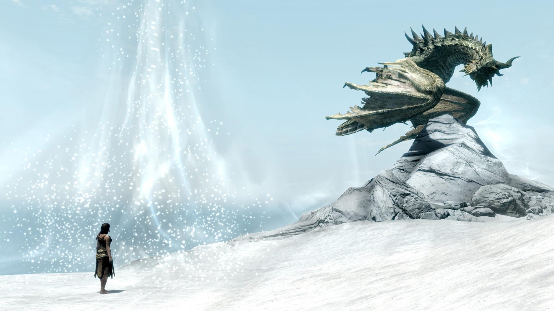 Skyrim во всем великолепии)) - Elder Scrolls 5: Skyrim, the