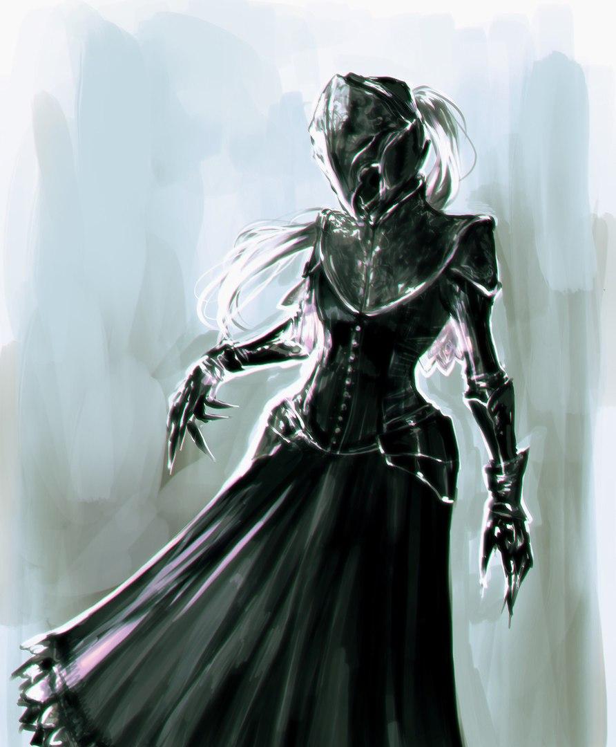 L7qhy_hZC40.jpg - Dark Souls 3 Арт