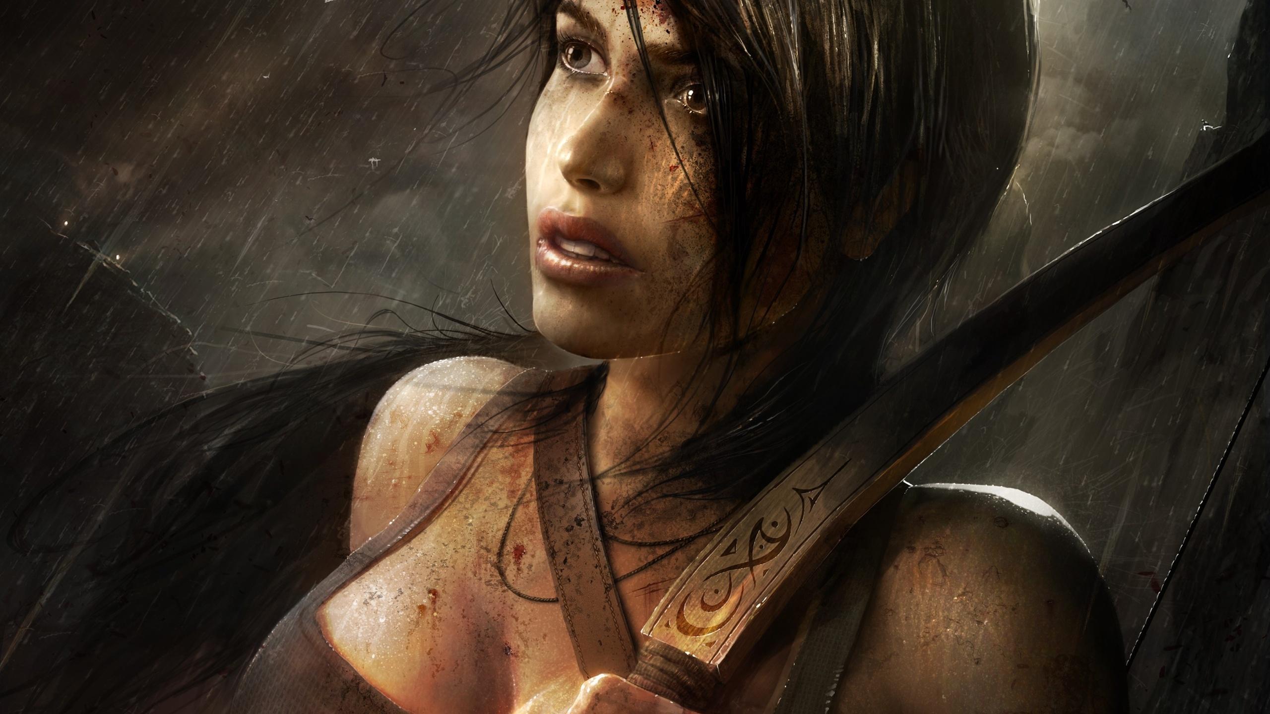 Tomb Raider - Rise of the Tomb Raider Арт
