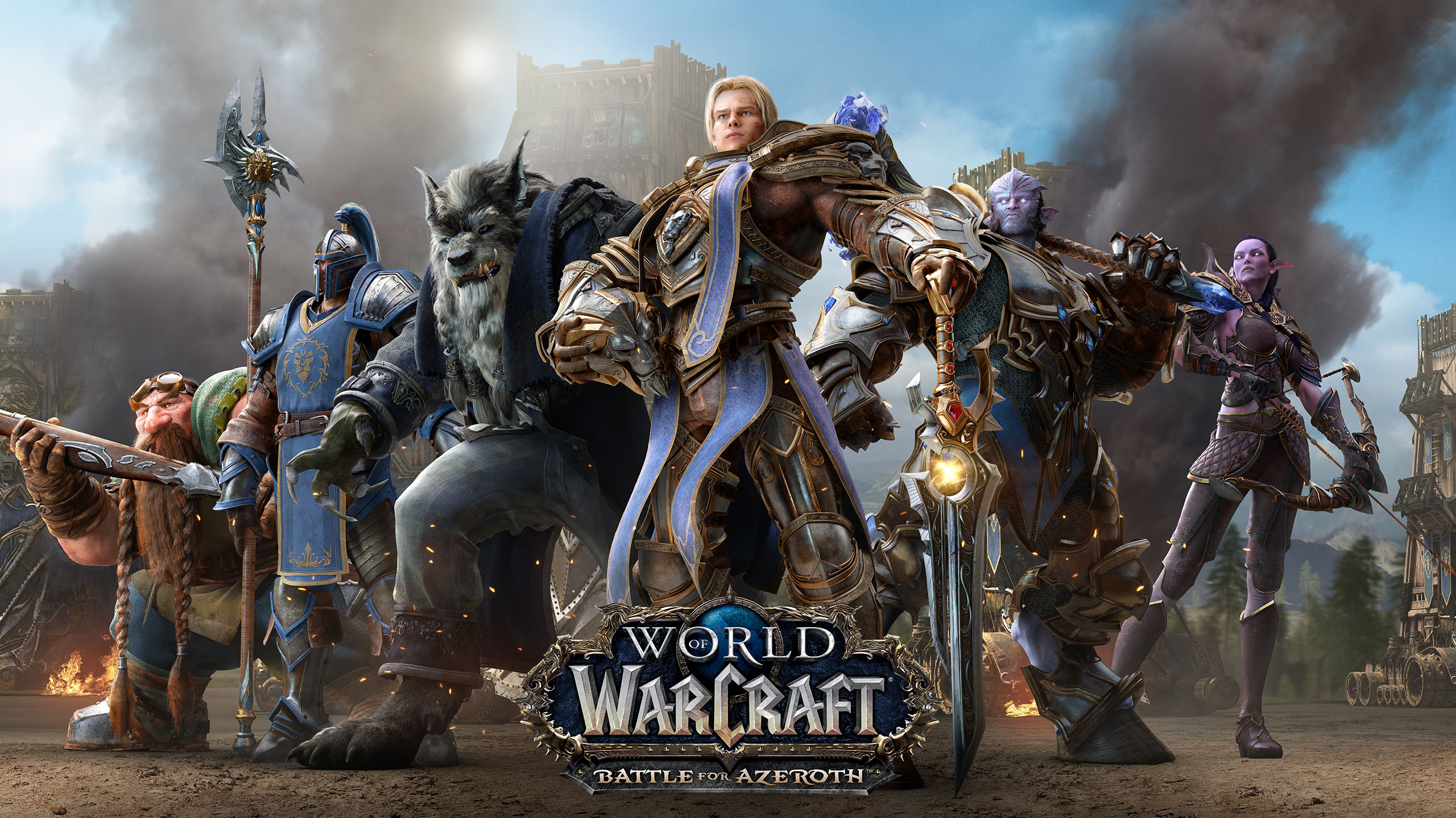 World of Warcraft: Battle for Azeroth - World of Warcraft Арт
