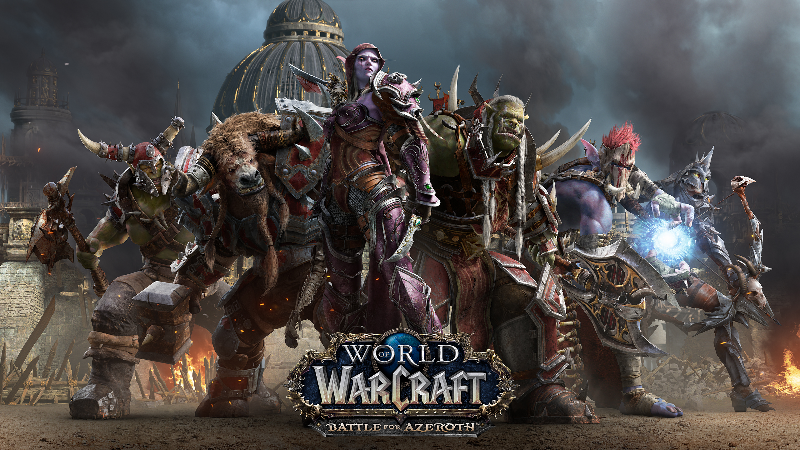 World of Warcraft: Battle for Azeroth - World of Warcraft Арт