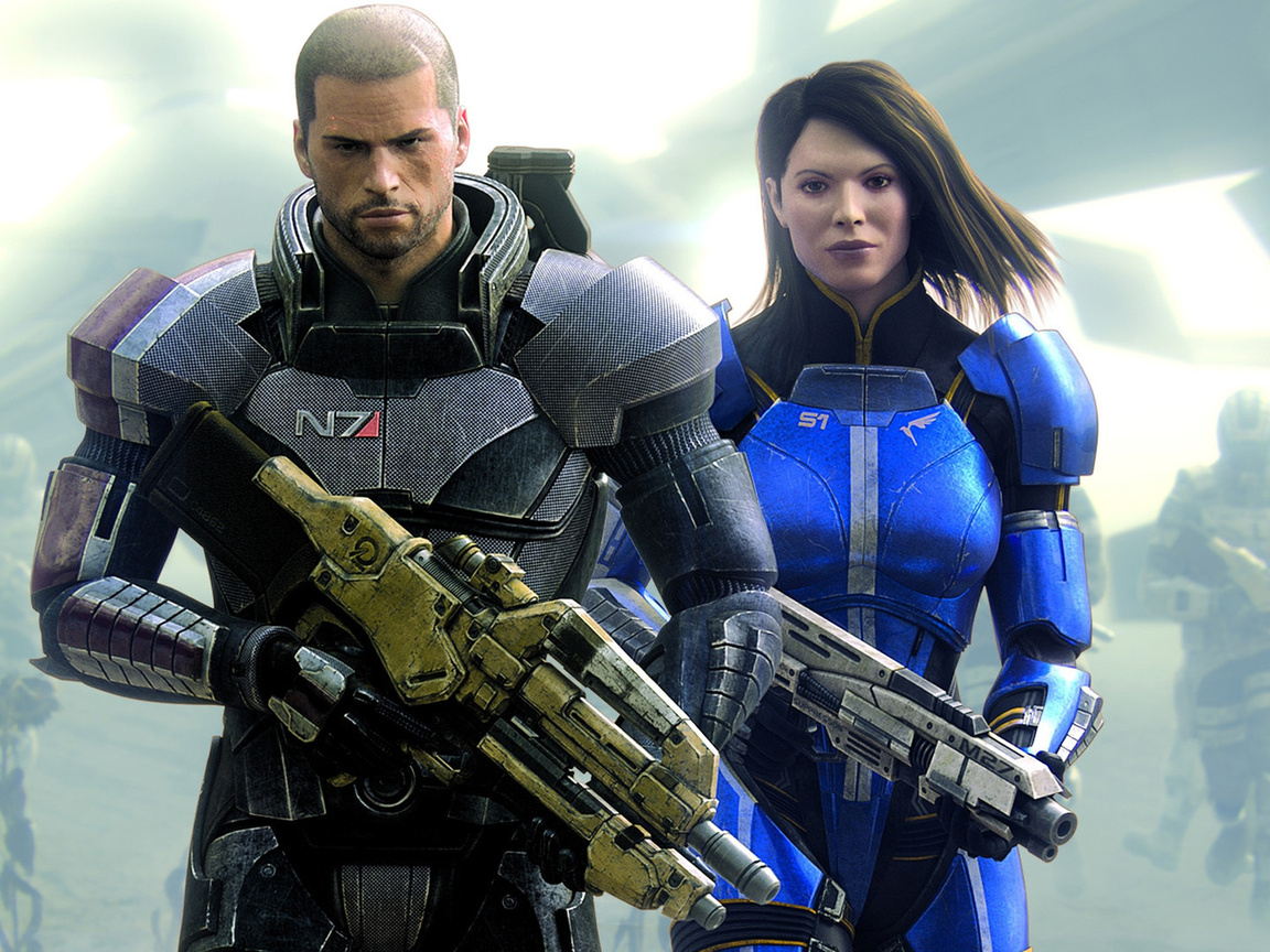 Art - Mass Effect 3 Арт