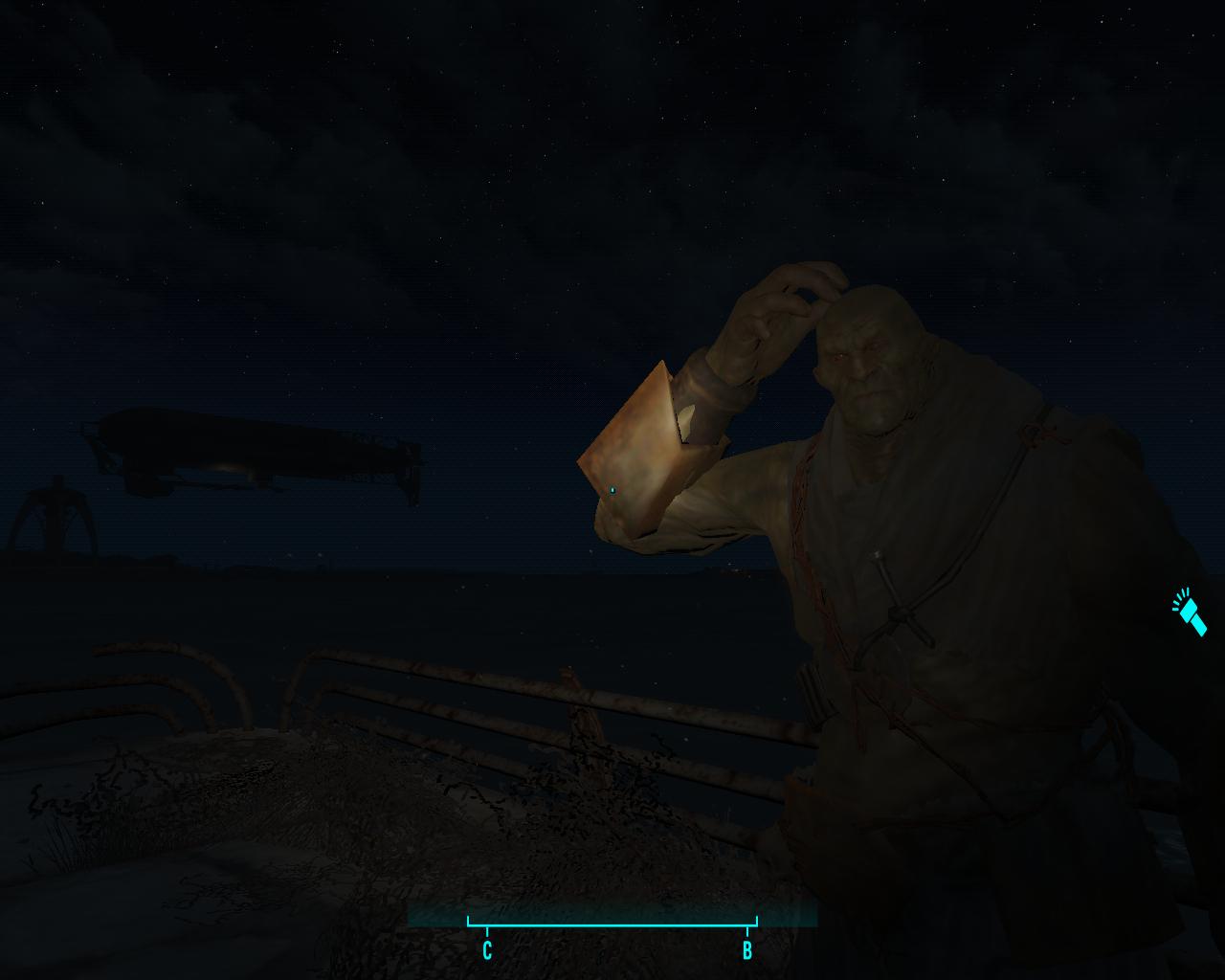 Вот я попал! - Fallout 4