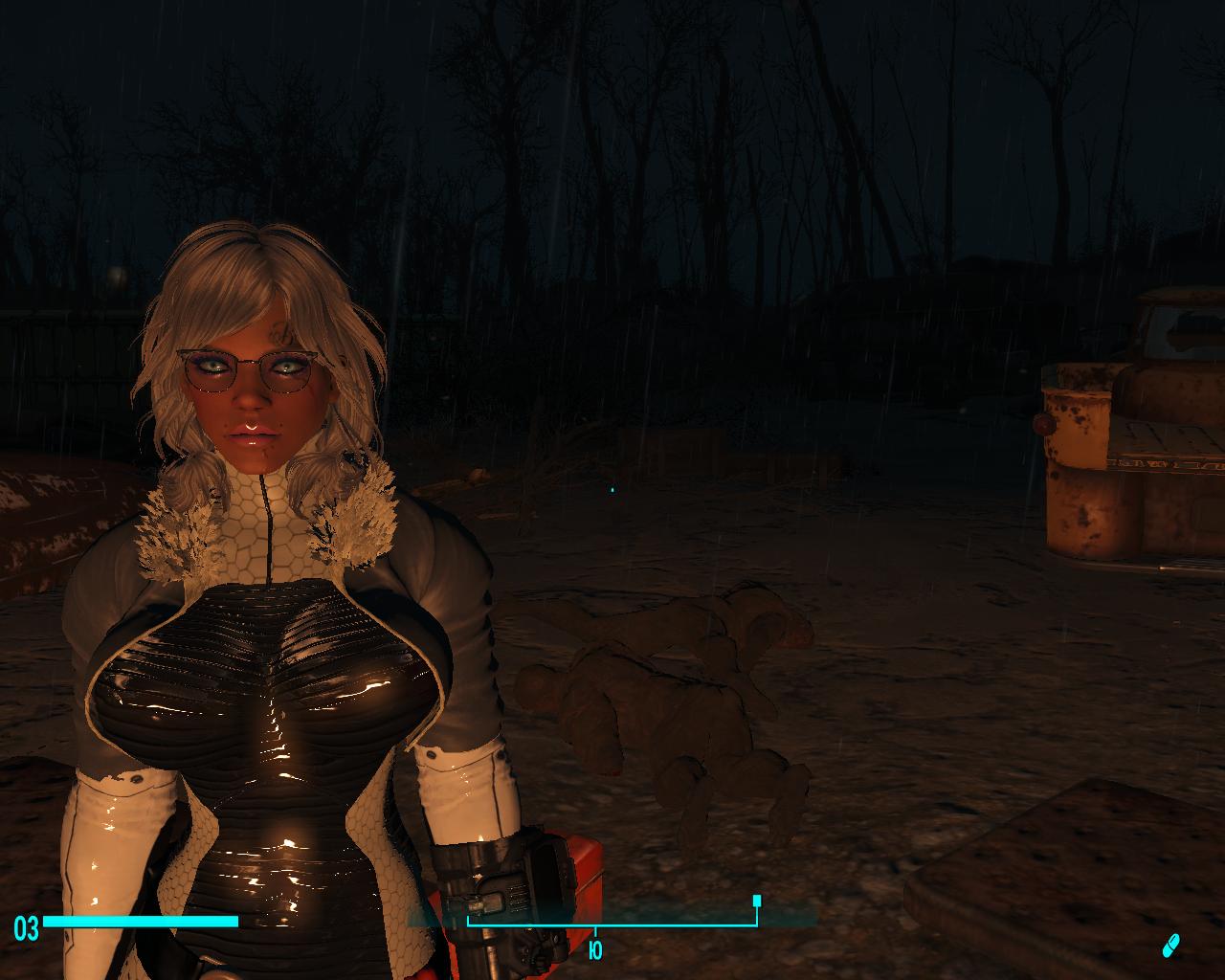 Взгляд - Fallout 4