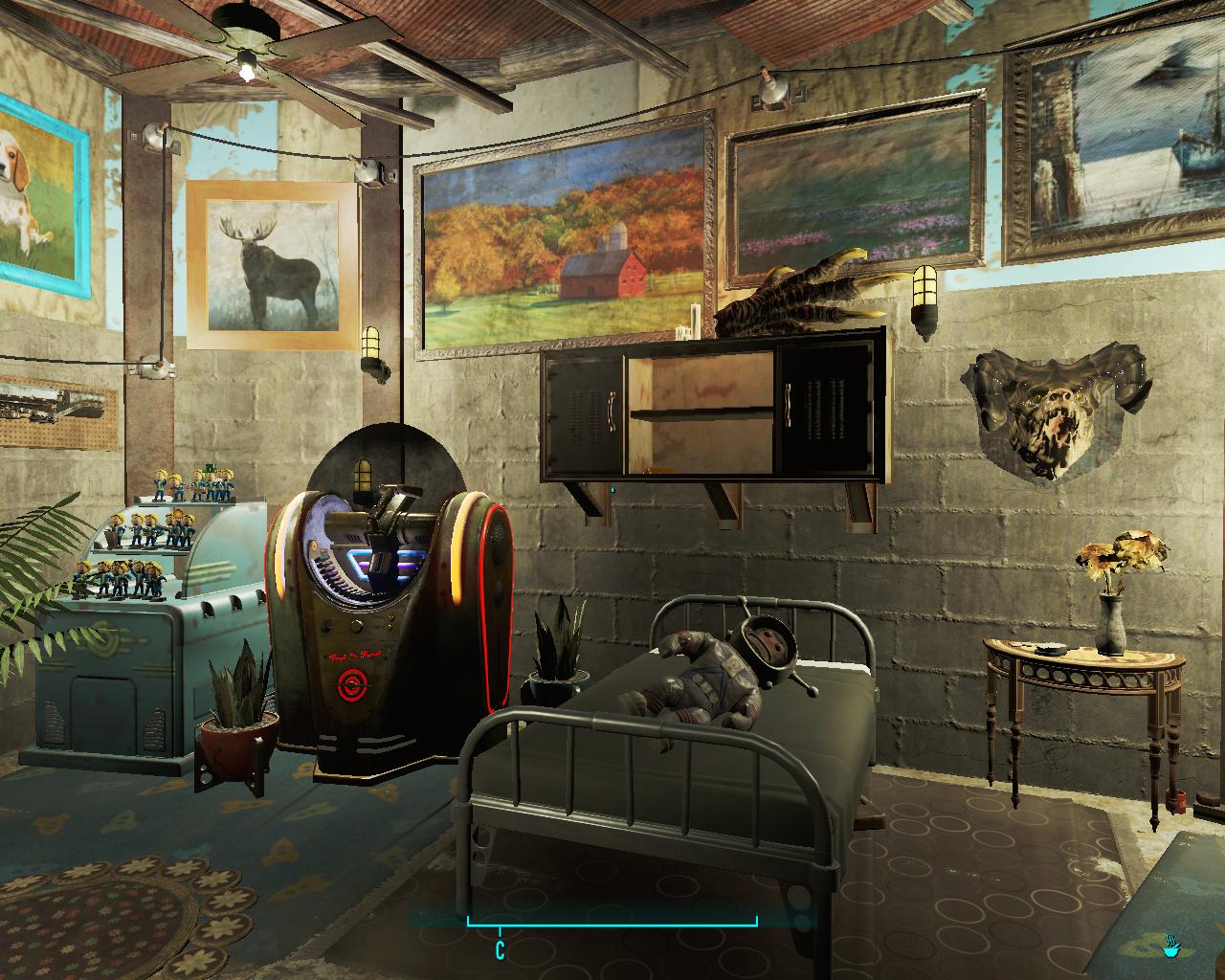 Я тут - Fallout 4