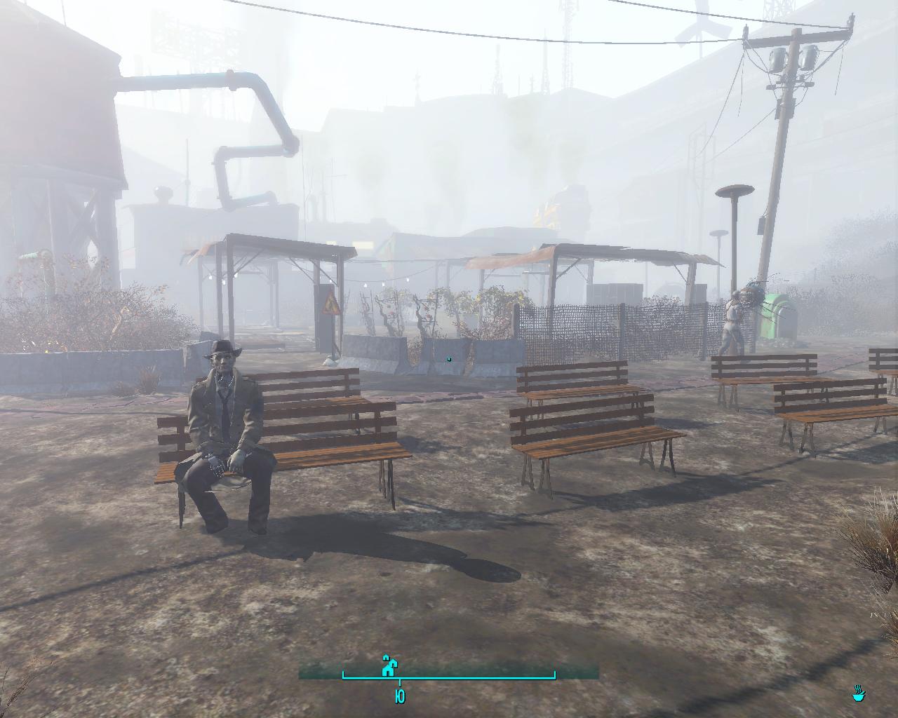 Одинокий синт - Fallout 4
