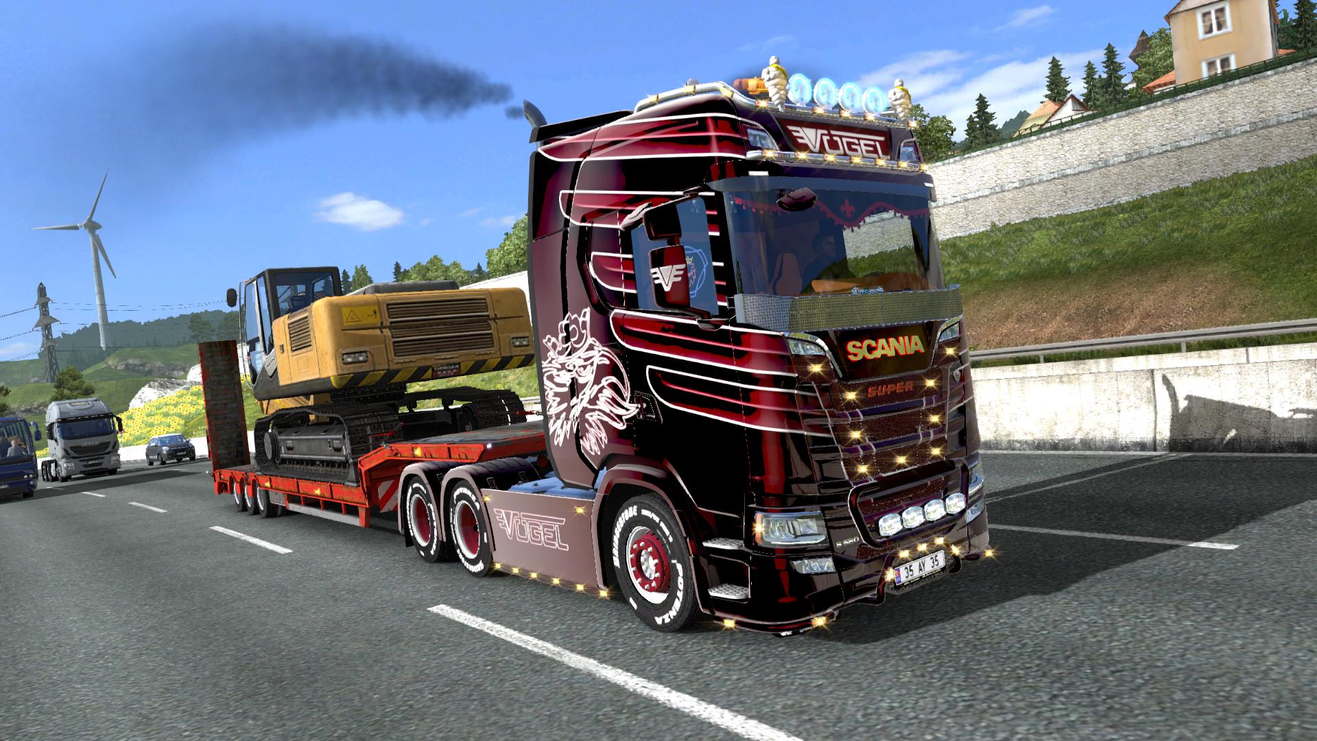 Vogel - Euro Truck Simulator 2