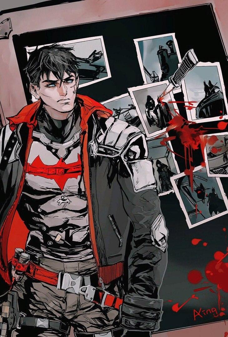 JaisonToddRH - Batman: Arkham Knight