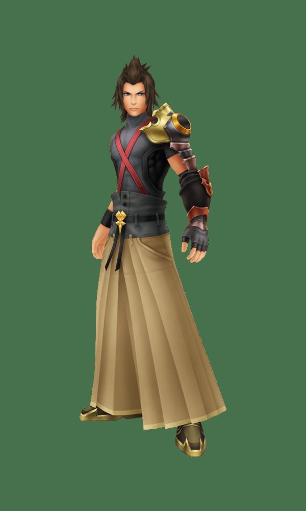 Терра - Kingdom Hearts 3 Арт, Персонаж
