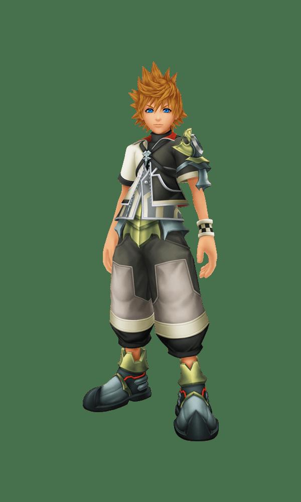 Вентус - Kingdom Hearts 3 Арт, Персонаж